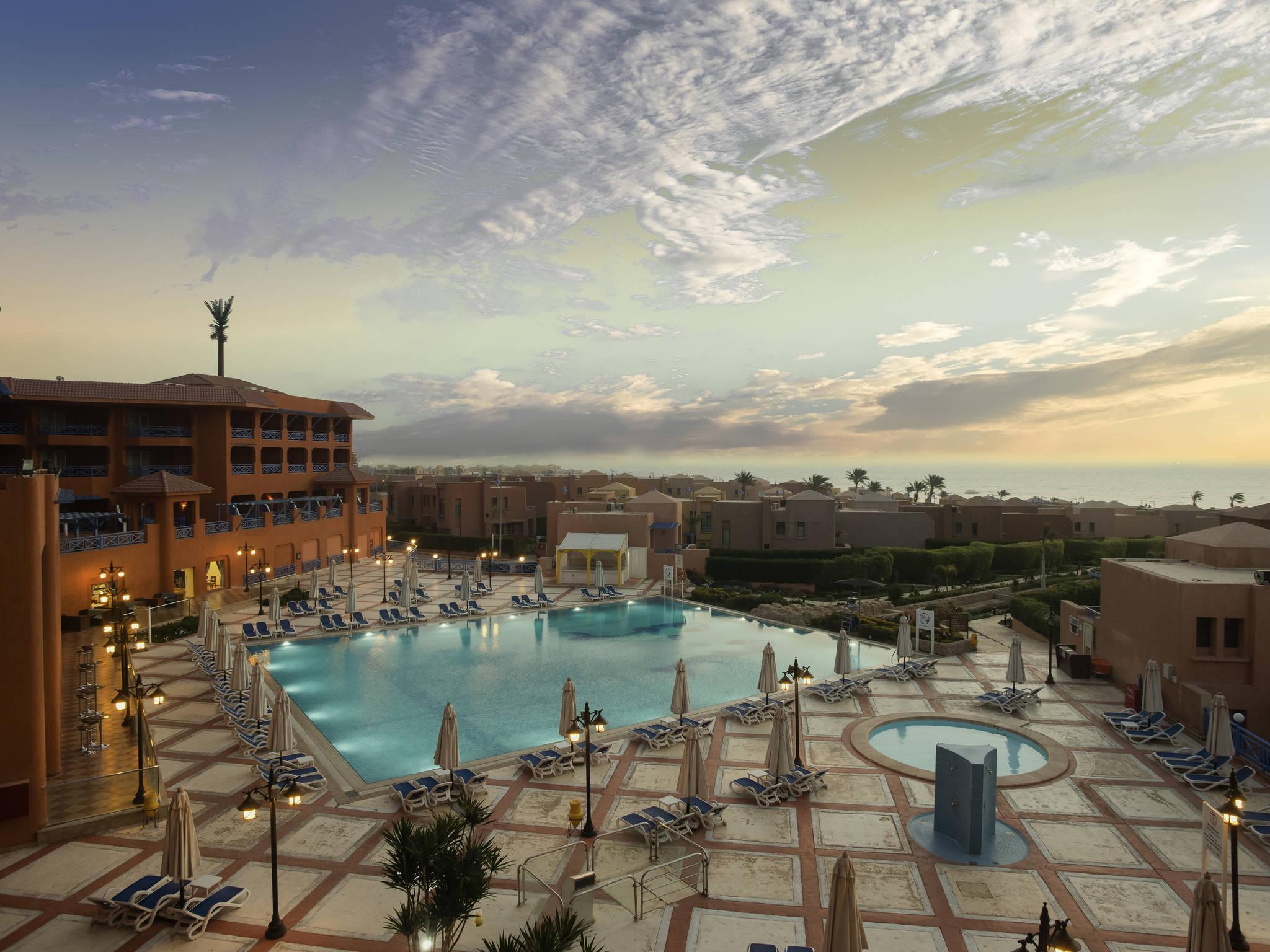 فندق - كانكون السخنة بإدارة Accorhotels
