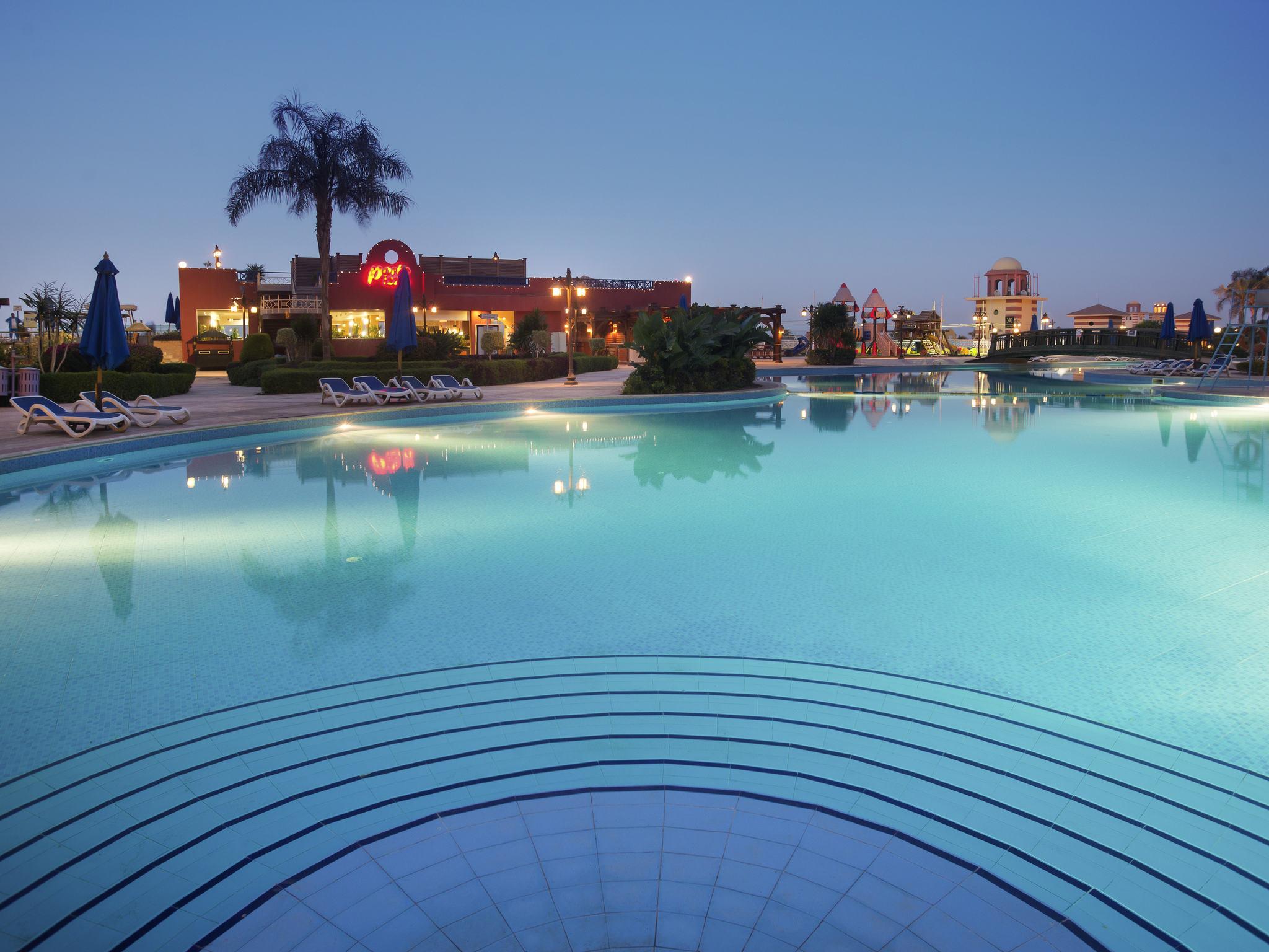 Hotel In AIN SOKHNA Porto Sokhna Beach Resort - Map of egypt beach resorts
