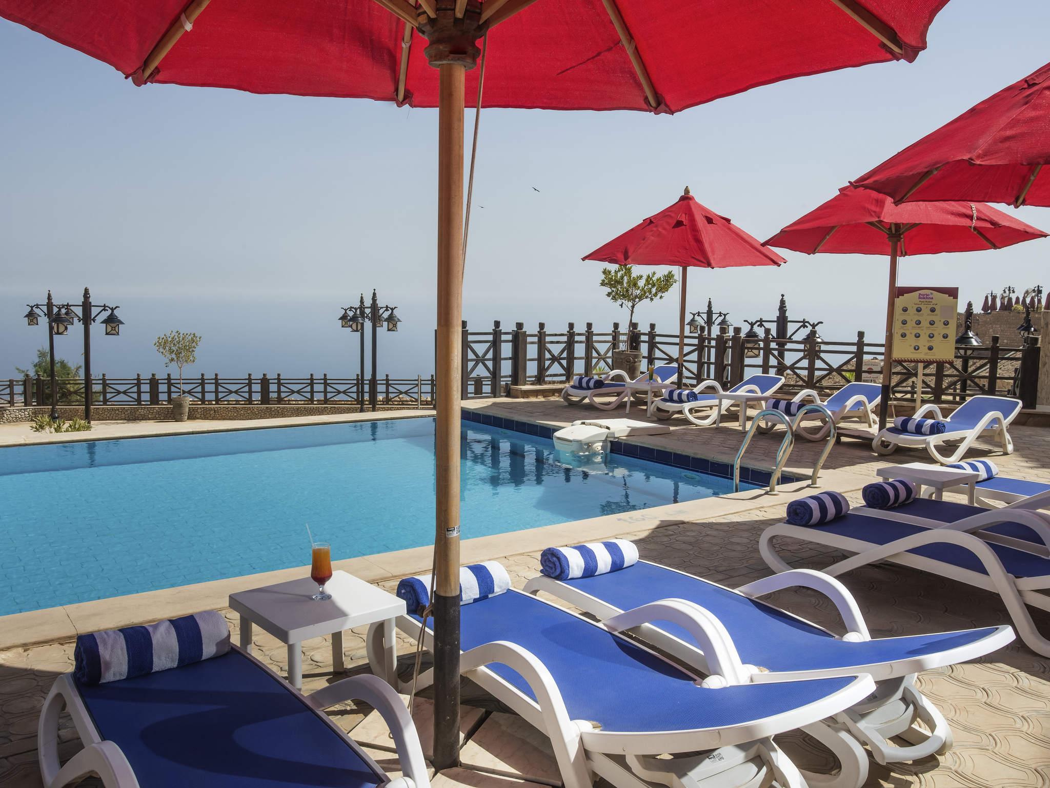 Отель — El Jabal Sokhna Hotel