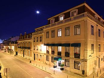 As Janelas Verdes Boutique Hotel