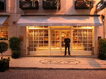 Lisboa Plaza Boutique Hotel