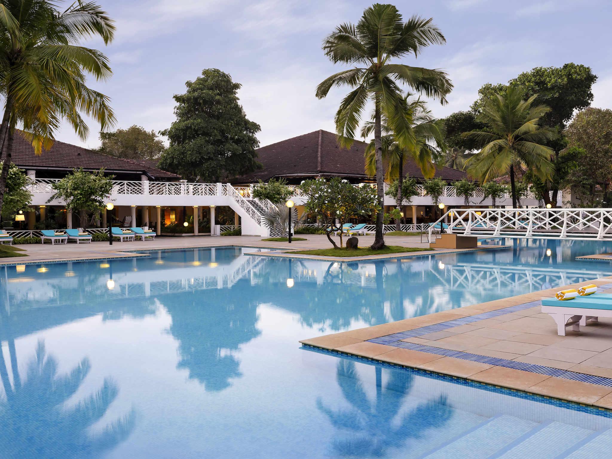 Hotel – Novotel Goa Dona Sylvia Resort