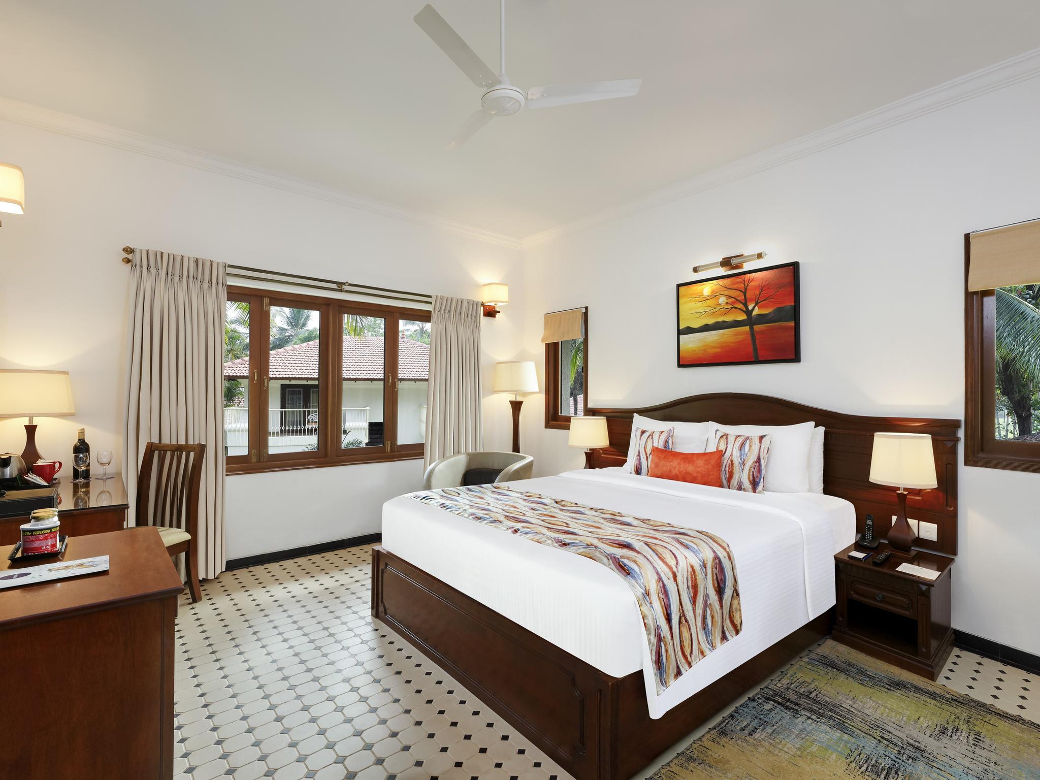 ... Rooms   Novotel Goa Dona Sylvia Resort ...