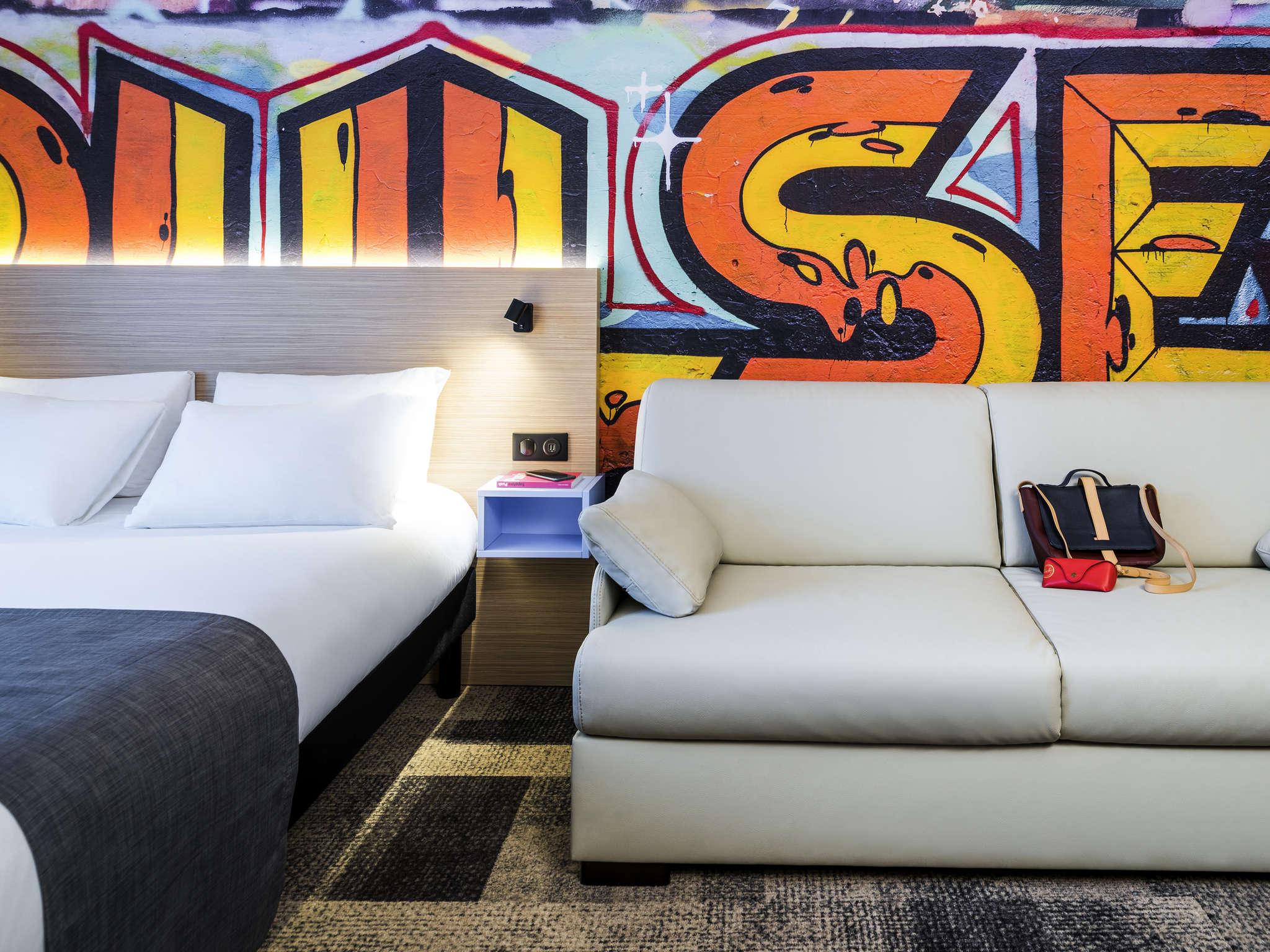 โรงแรม – ibis Styles Clamart Gare Grand Paris