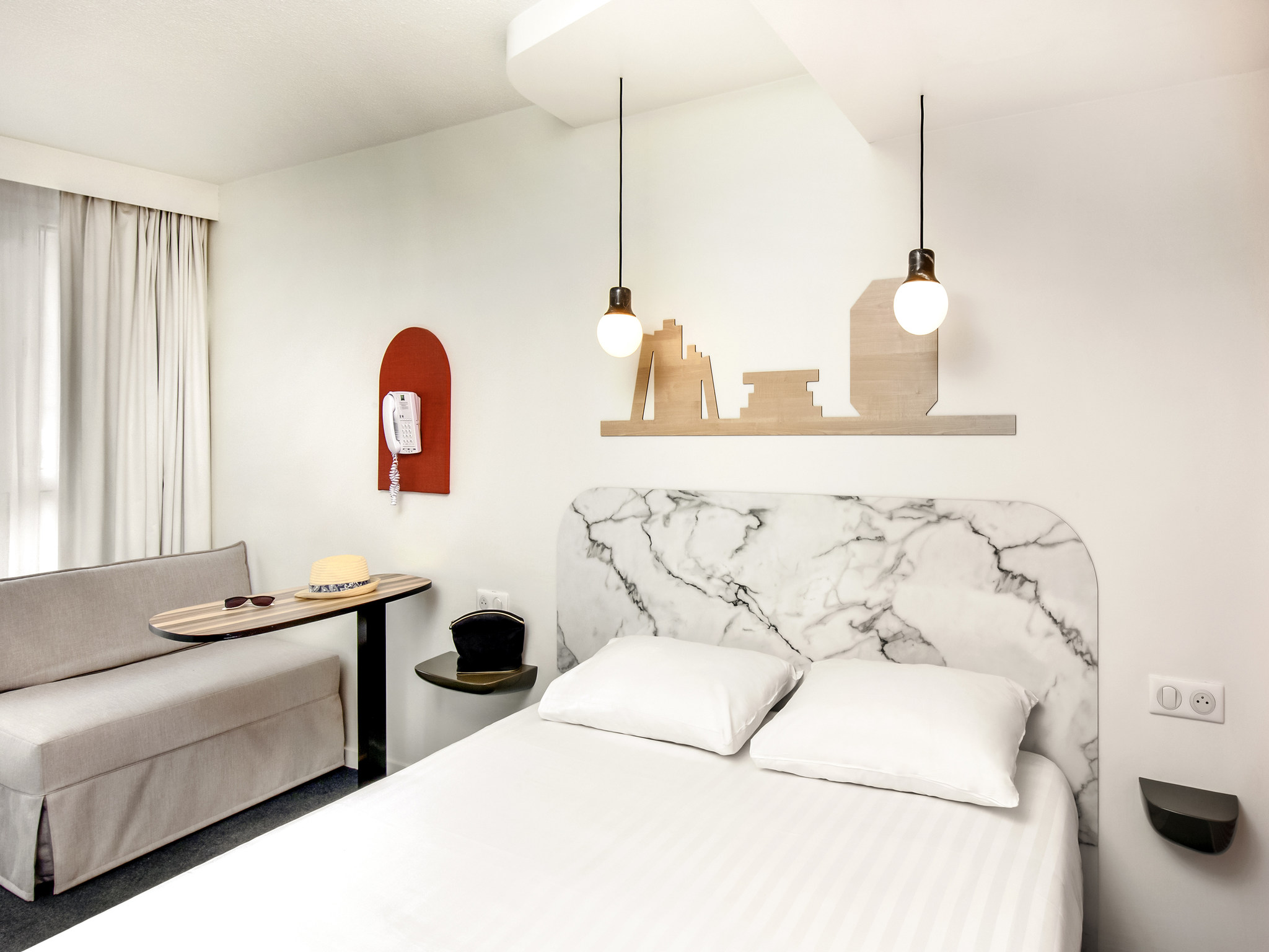 Отель — ibis Styles Vichy Centre
