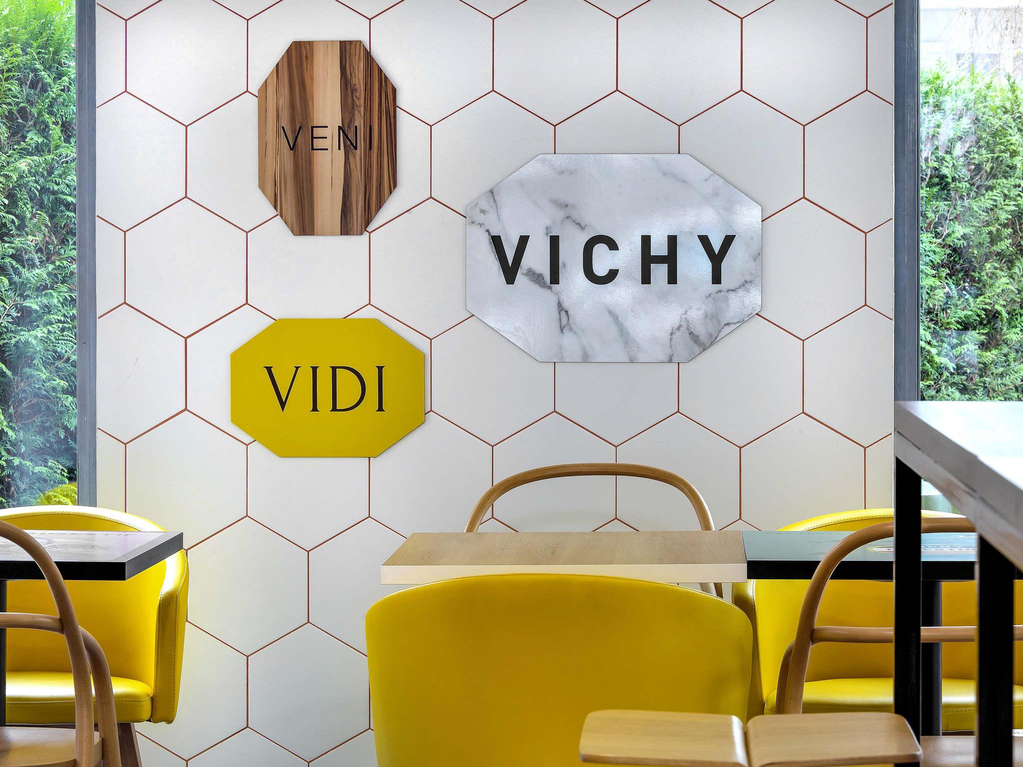 Hôtel - ibis Styles Vichy Centre