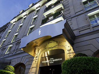Hotel Barriere Le Fouquet S Paris