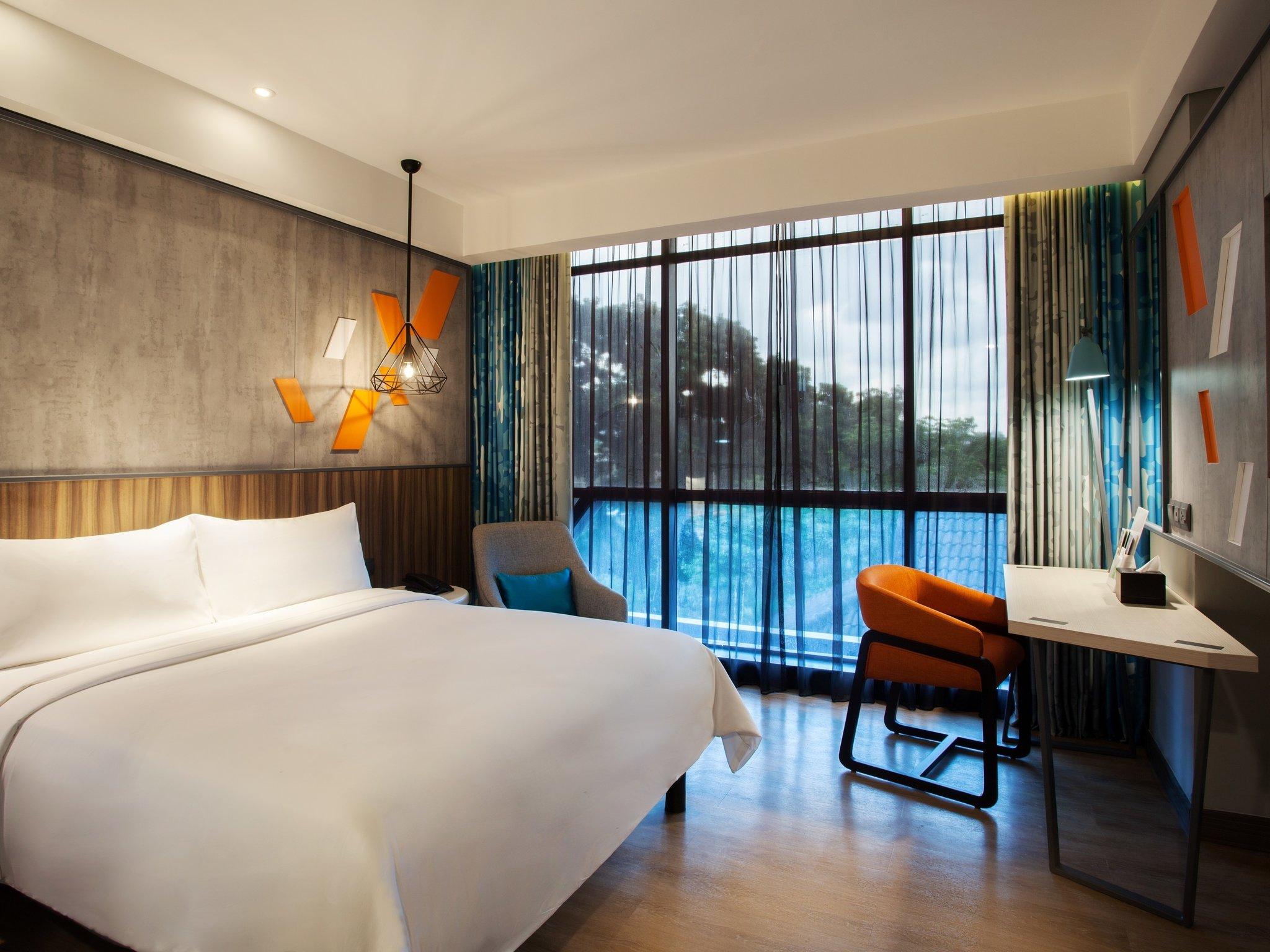 Отель — ibis Styles Medan Pattimura