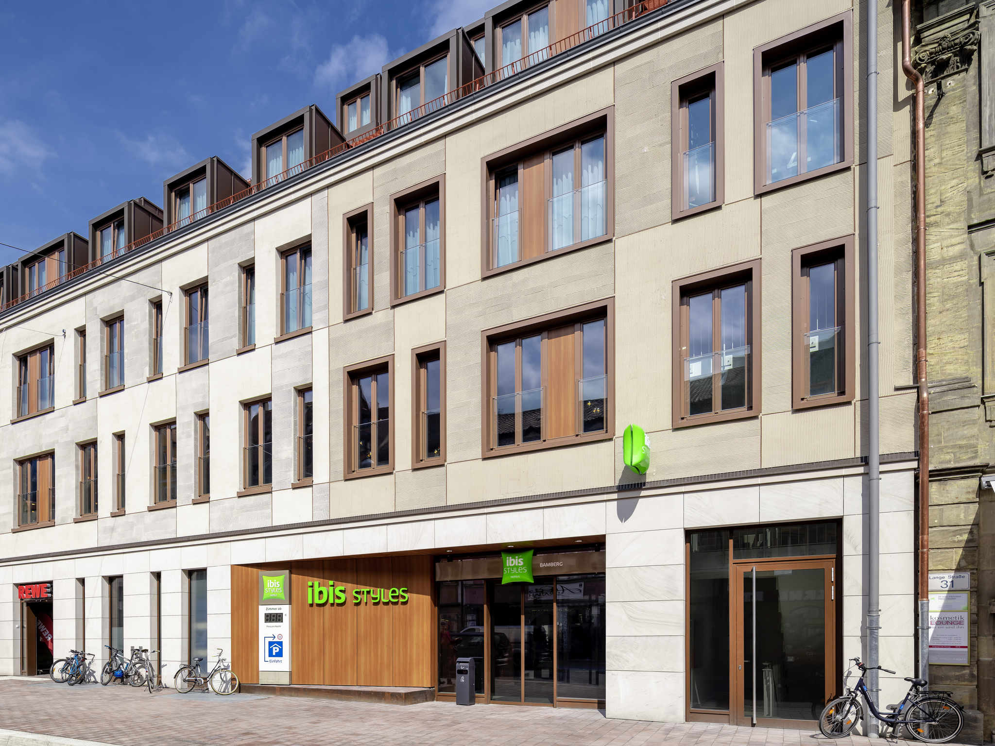 호텔 – ibis Styles Bamberg (Opening March 2019)