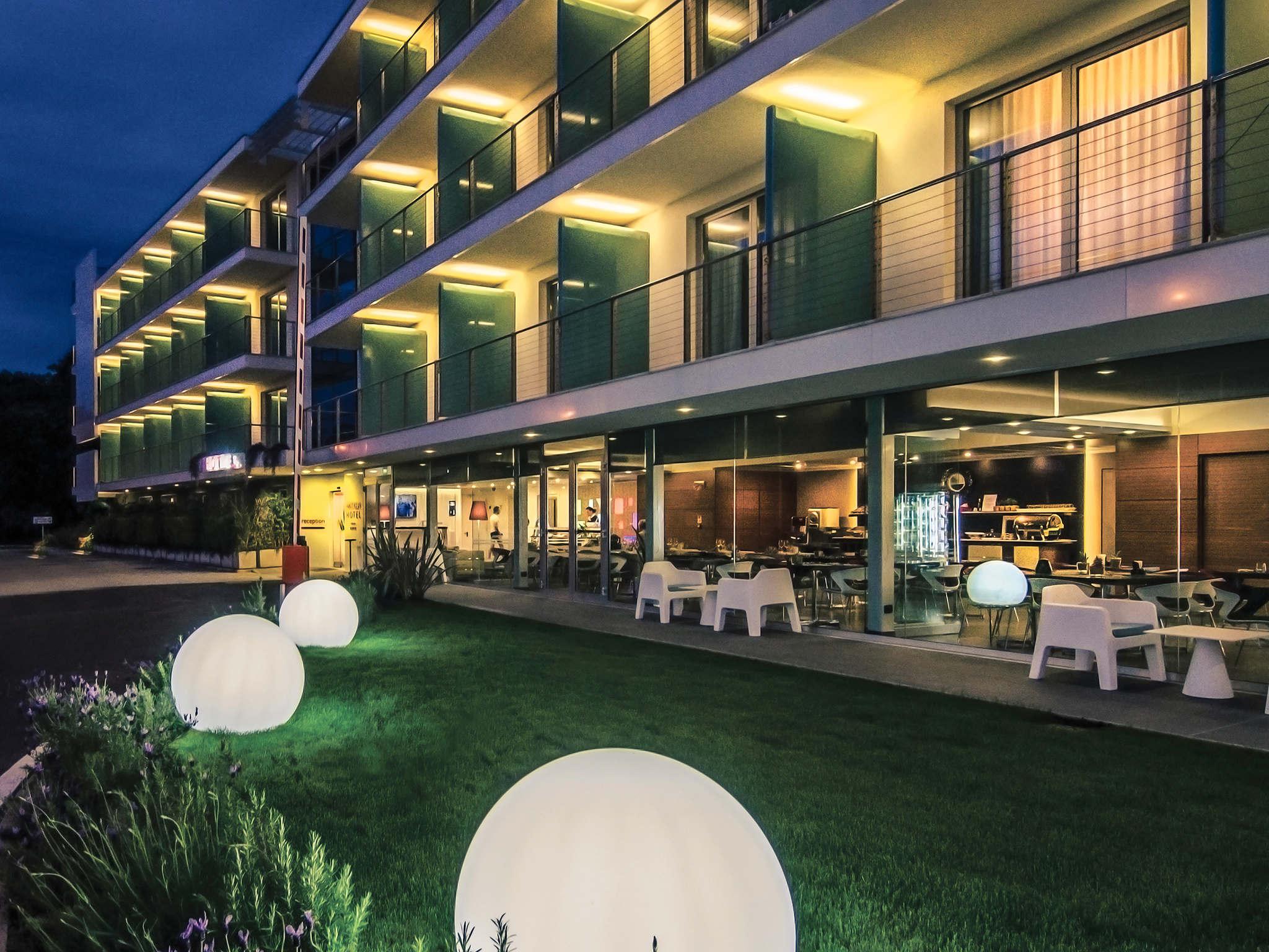โรงแรม – Mercure Viareggio