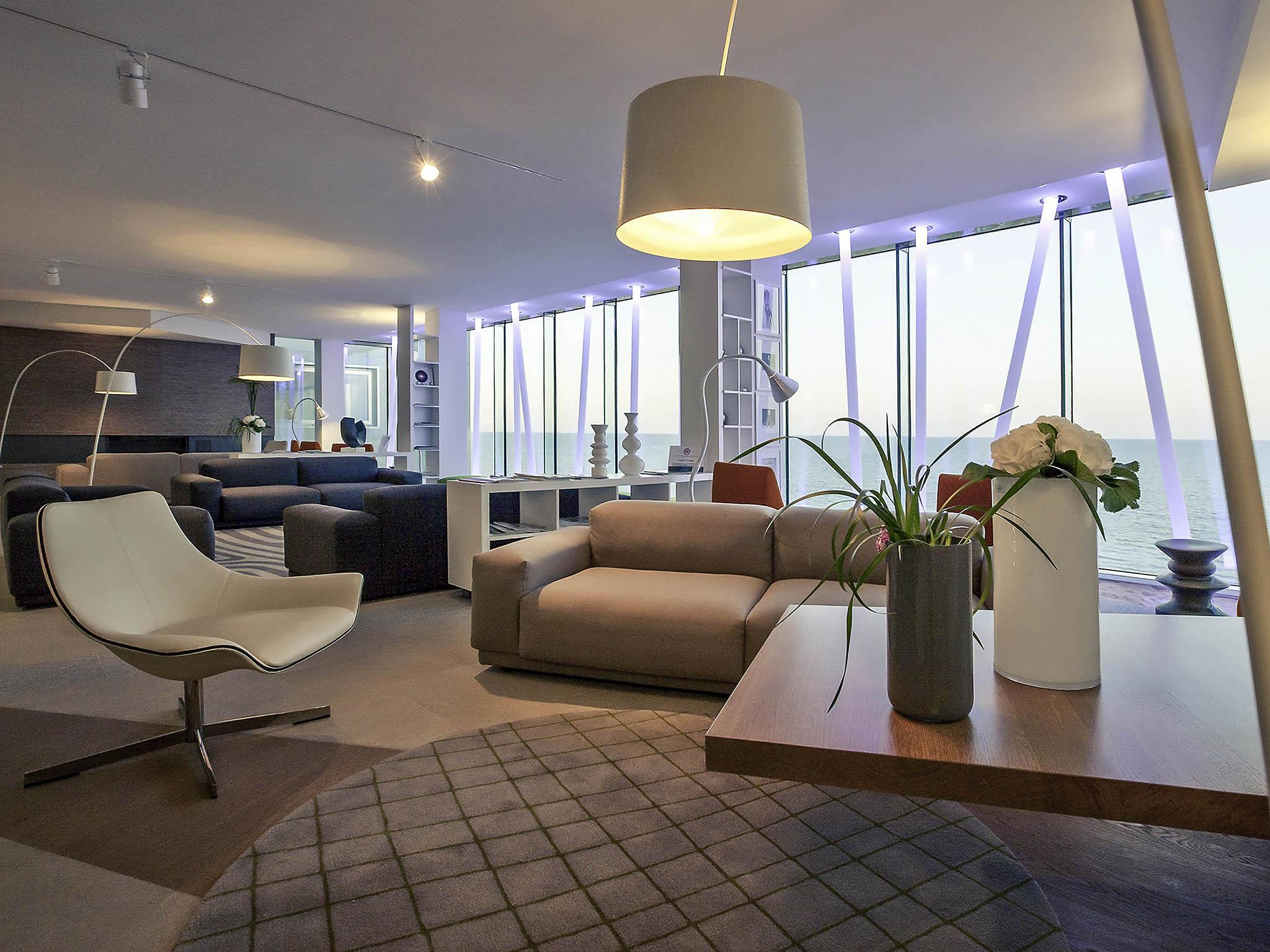 โรงแรม – Mercure Pesaro Cruiser
