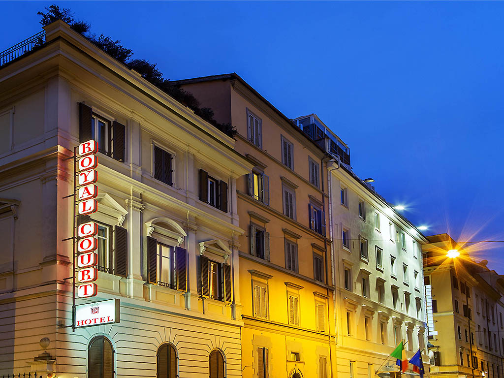 Hotel Royal Court Rome Italy