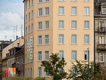 hotel in strasbourg h tel vend me. Black Bedroom Furniture Sets. Home Design Ideas