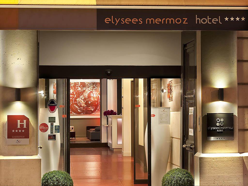 Hotel Elysees Mermoz Paris France