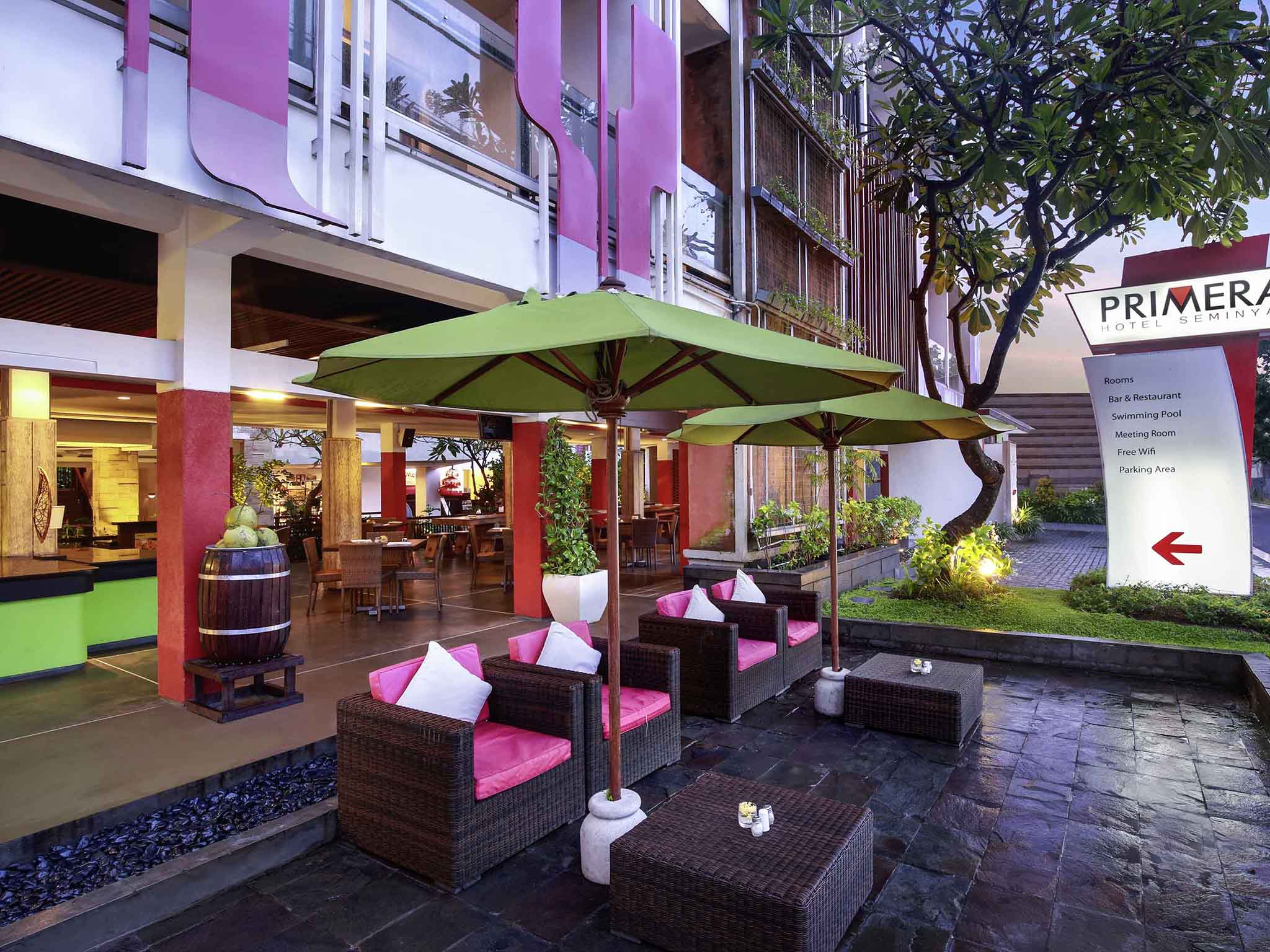 Hotel In Badung