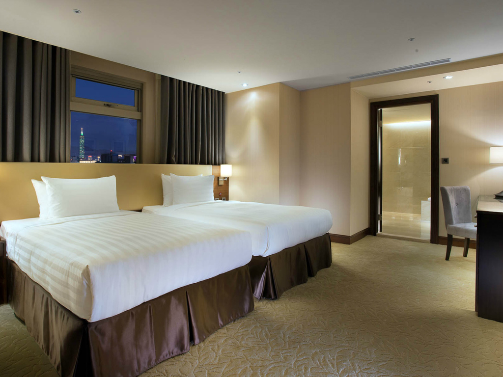 H tel taipei taipei city hotel for Chambre 121 gratuit