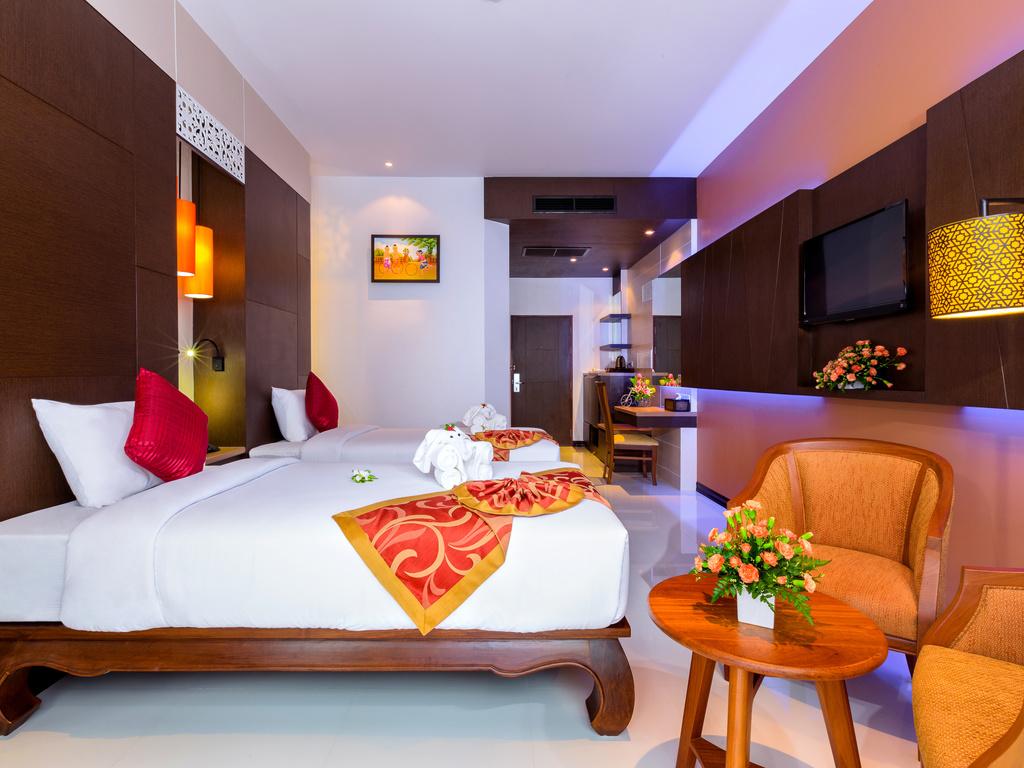 酒店在 普吉岛 – 尼帕度假酒店