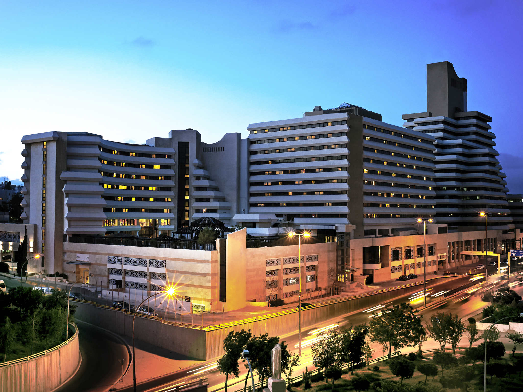 فندق - لو جراند عمّان بإدارة AccorHotels
