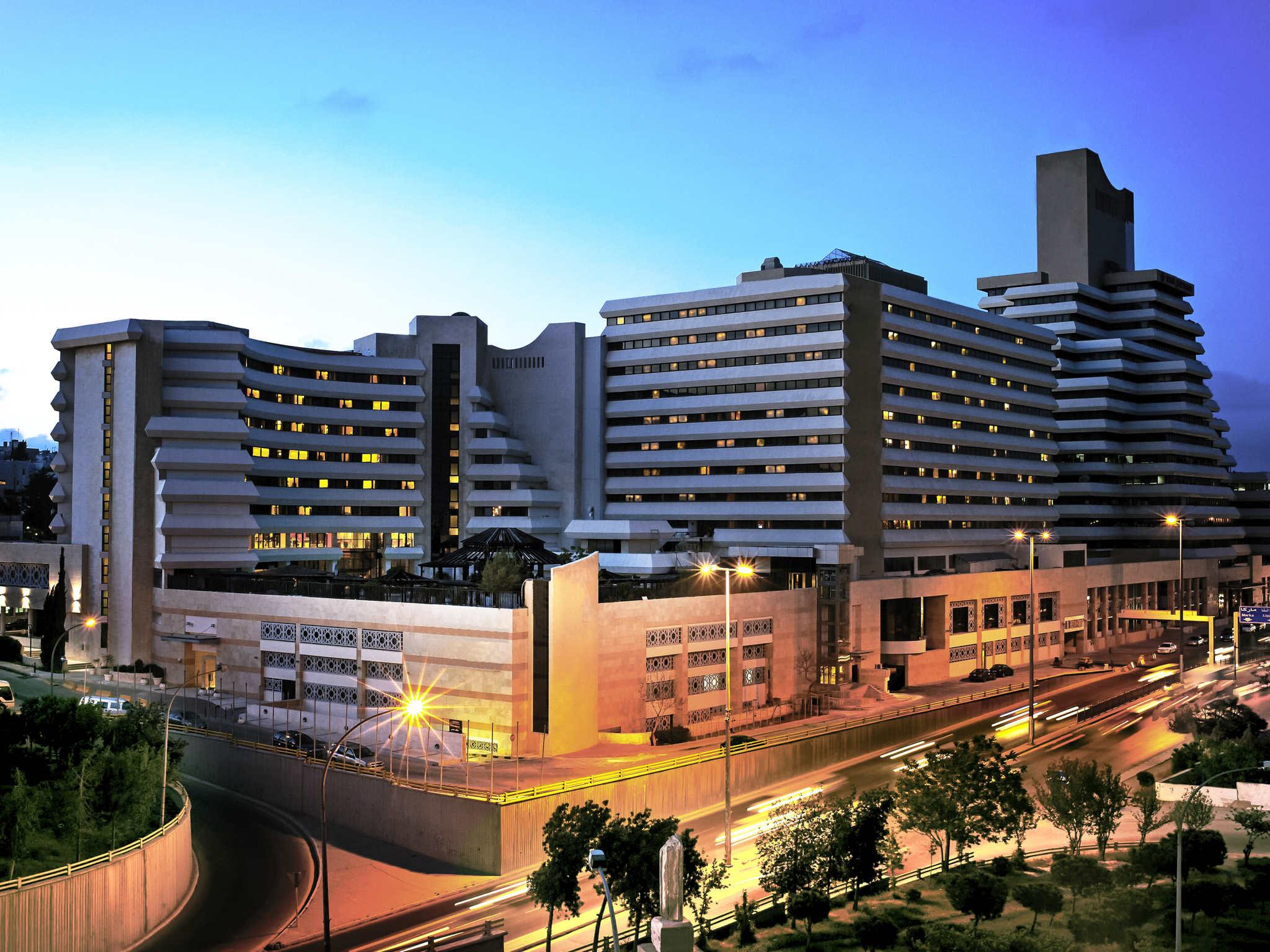 Отель — Le Grand Amman - Managed by AccorHotels