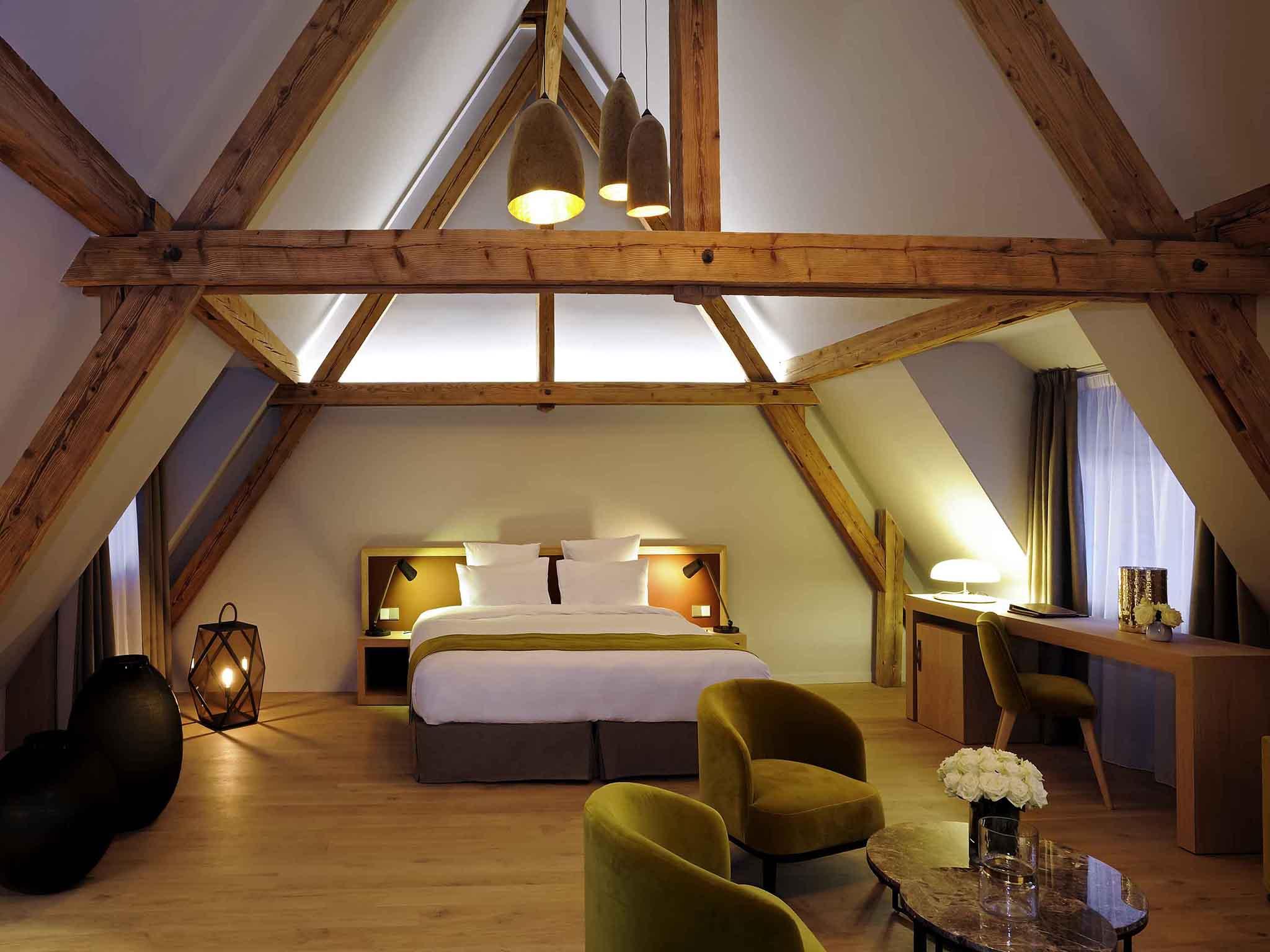 Отель — 5 Terres Hôtel & Spa Barr - MGallery by Sofitel