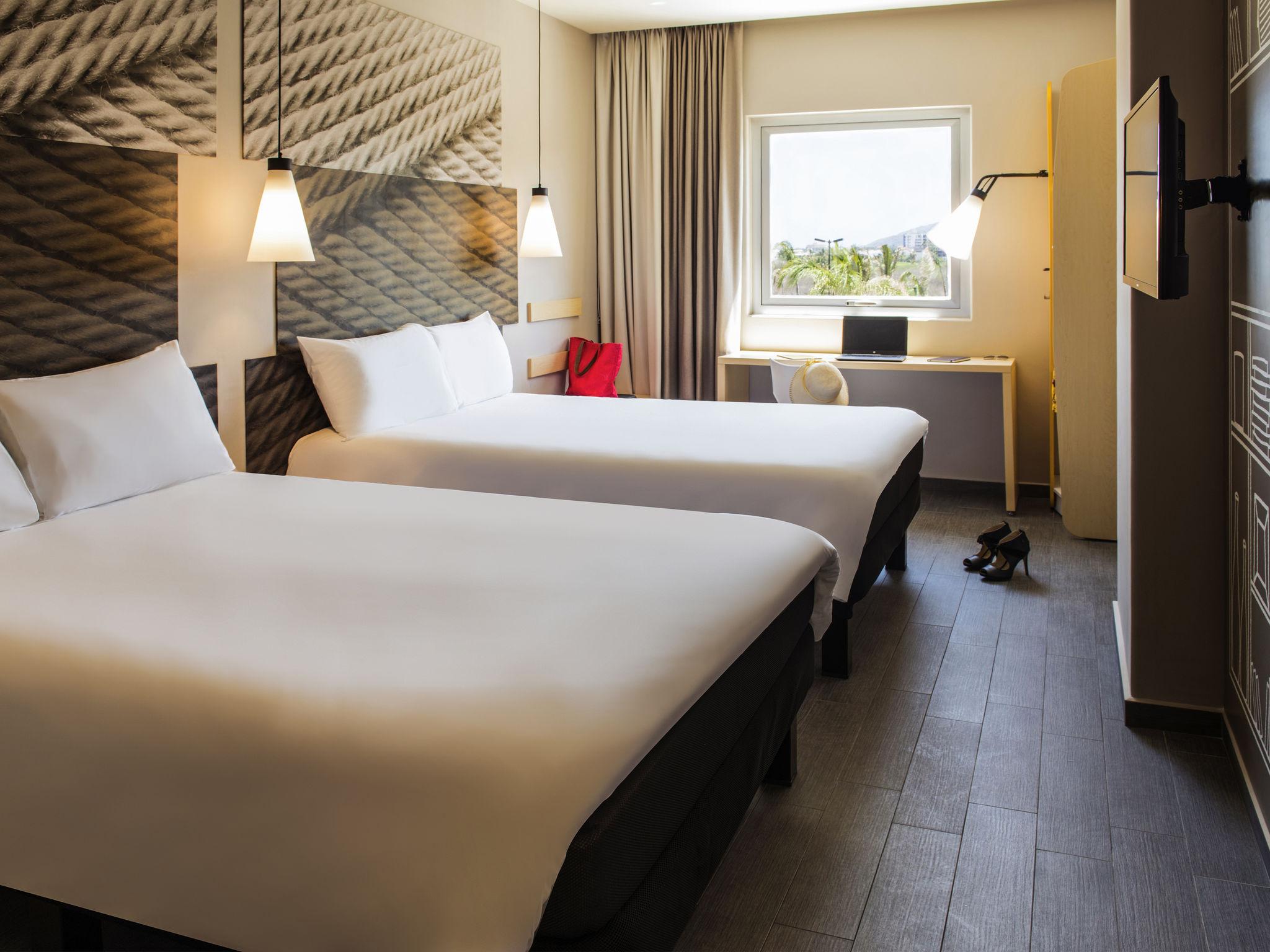 Hotell – ibis Mazatlán Marina