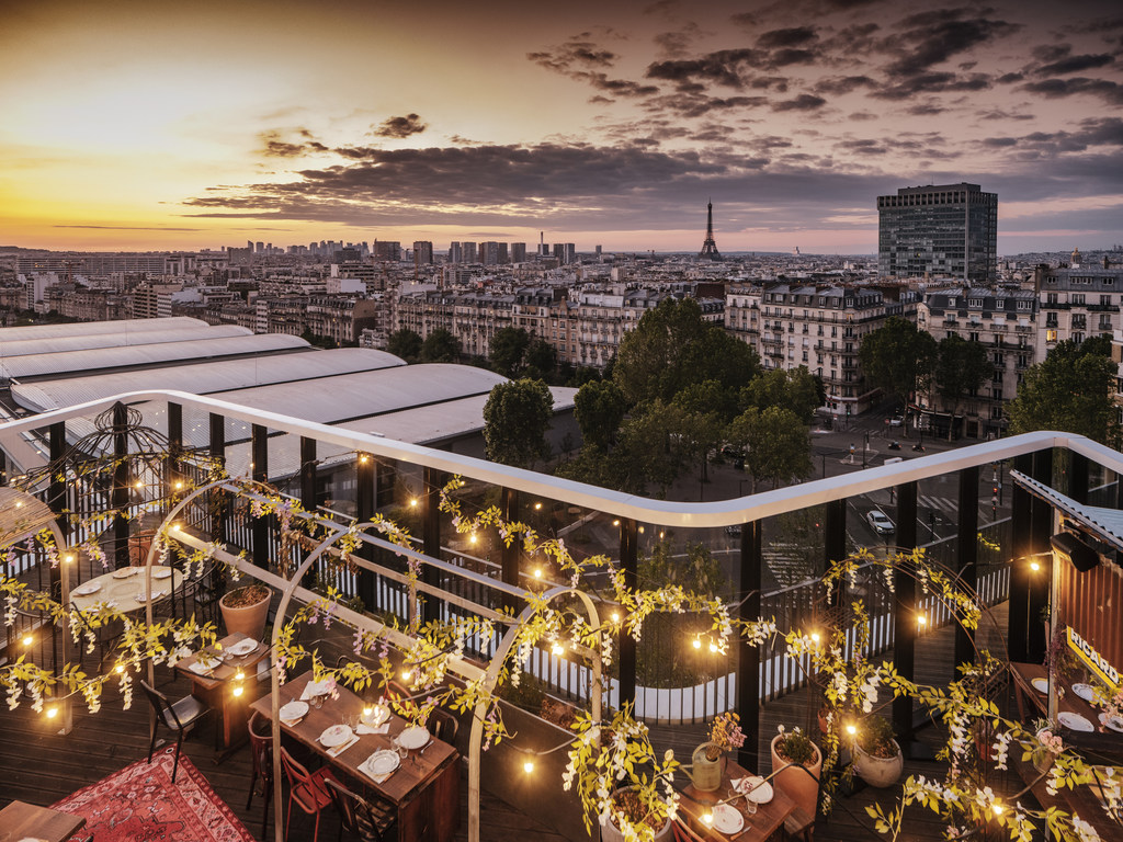 Novotel Paris Porte de Versailles (Opening in January 2020)