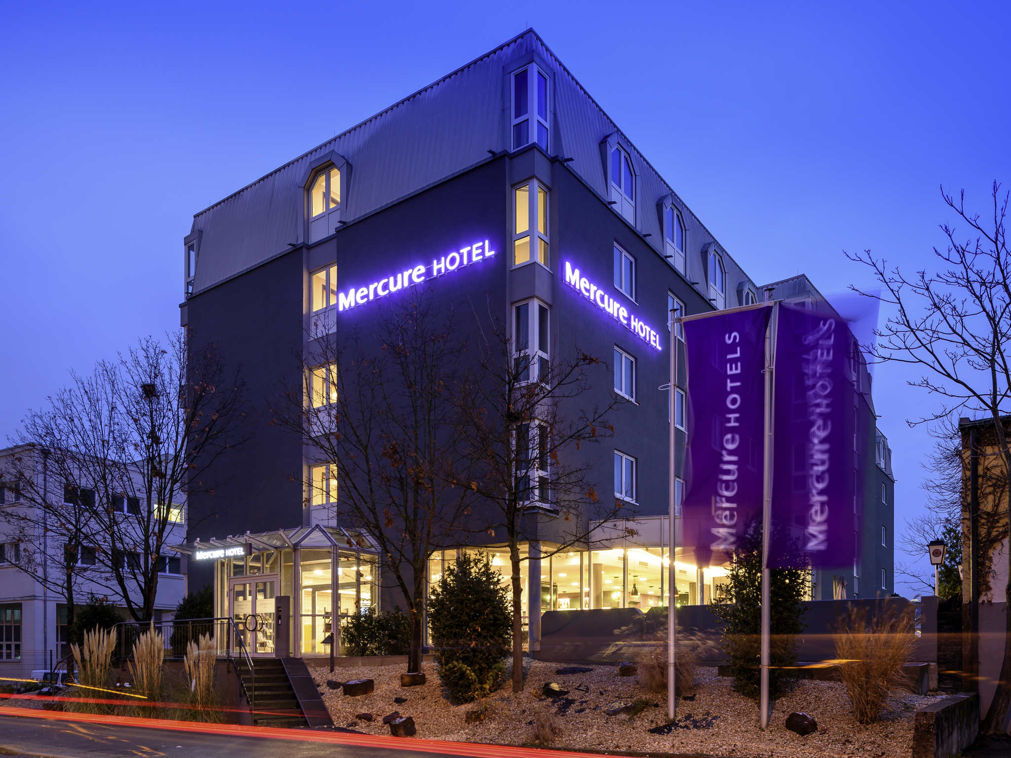 Hotel – Hotel Mercure Stuttgart Zuffenhausen (abertura em agosto 2017)