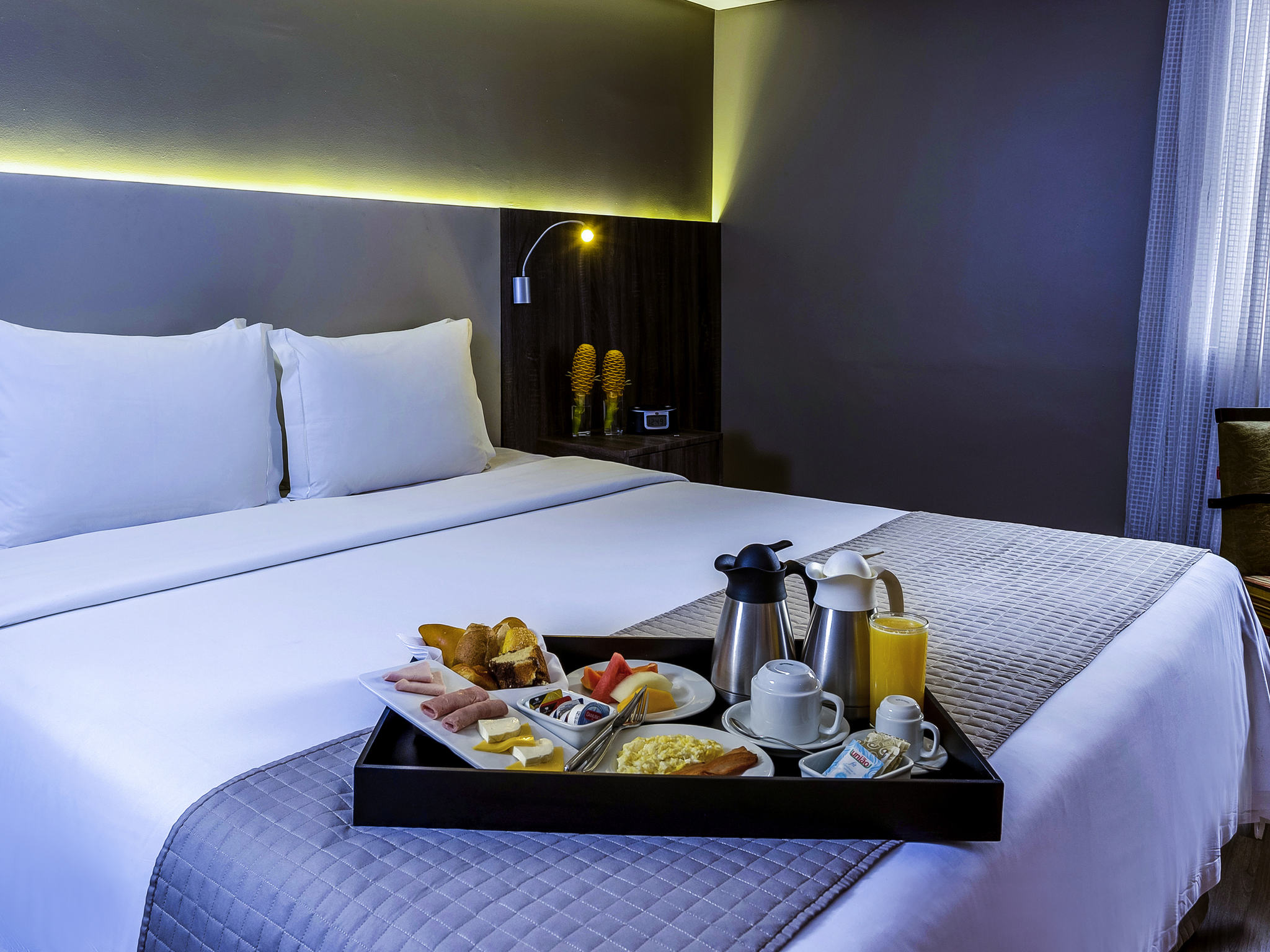 โรงแรม – Grand Mercure Belém do Pará