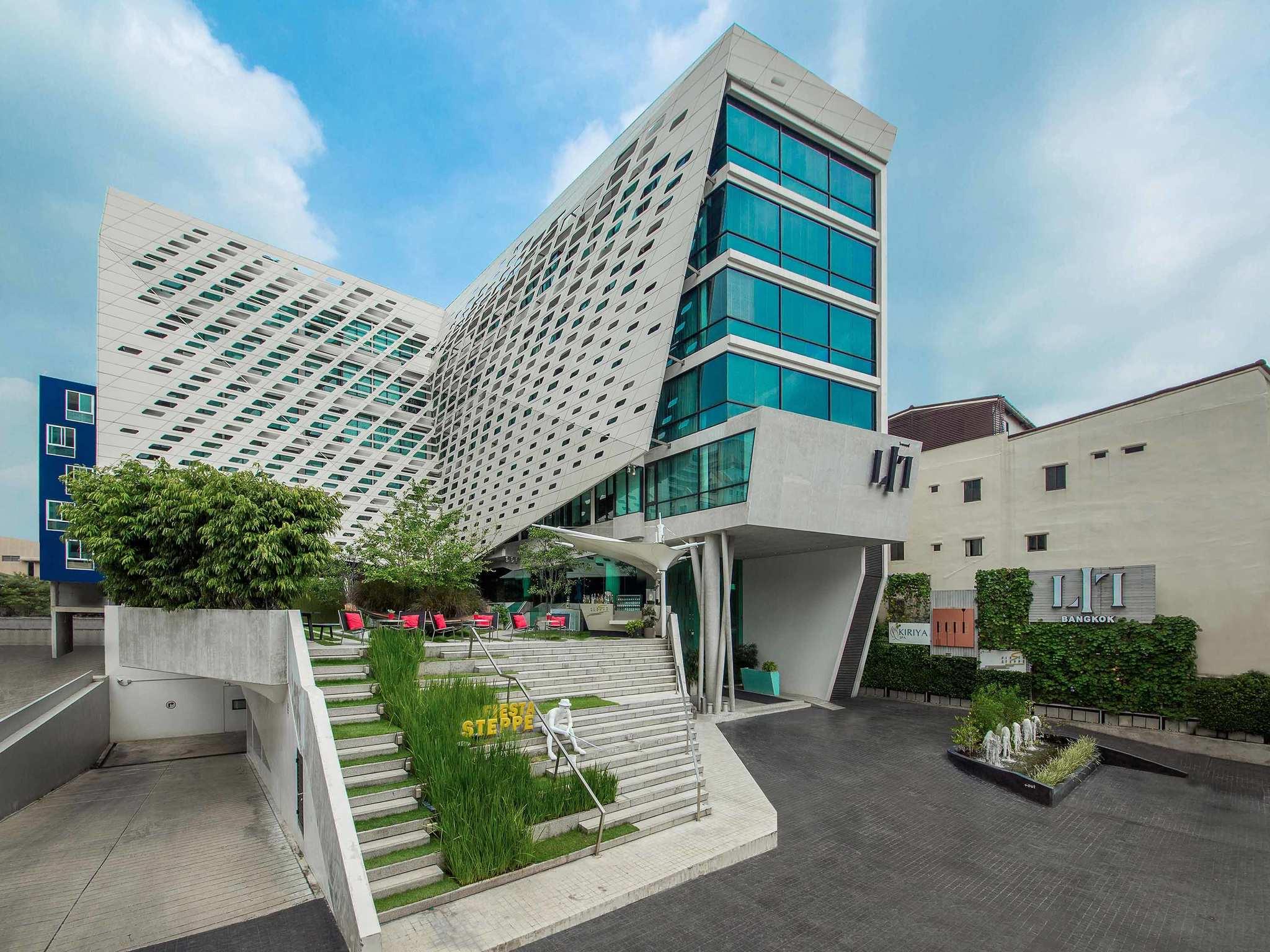 hotel in bangkok lit bangkok hotel. Black Bedroom Furniture Sets. Home Design Ideas