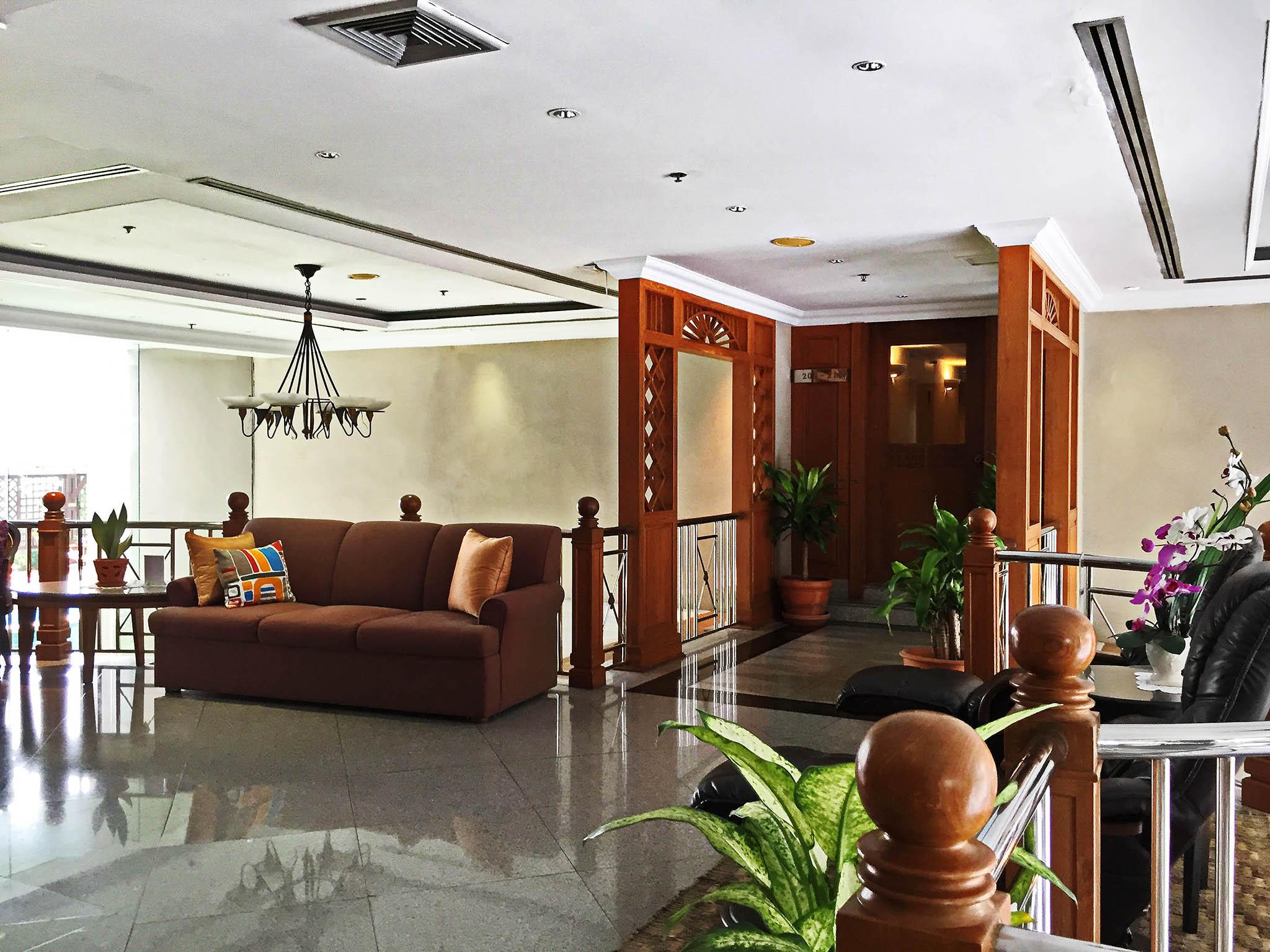 Hotel silom serene a boutique hotel