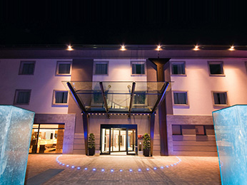 Winter Garden Hotel Bergamo Airport