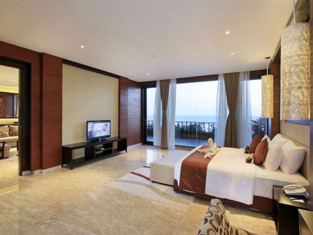 Presidential Suite With Ocean View   King Bed + Twin Beds Part 98
