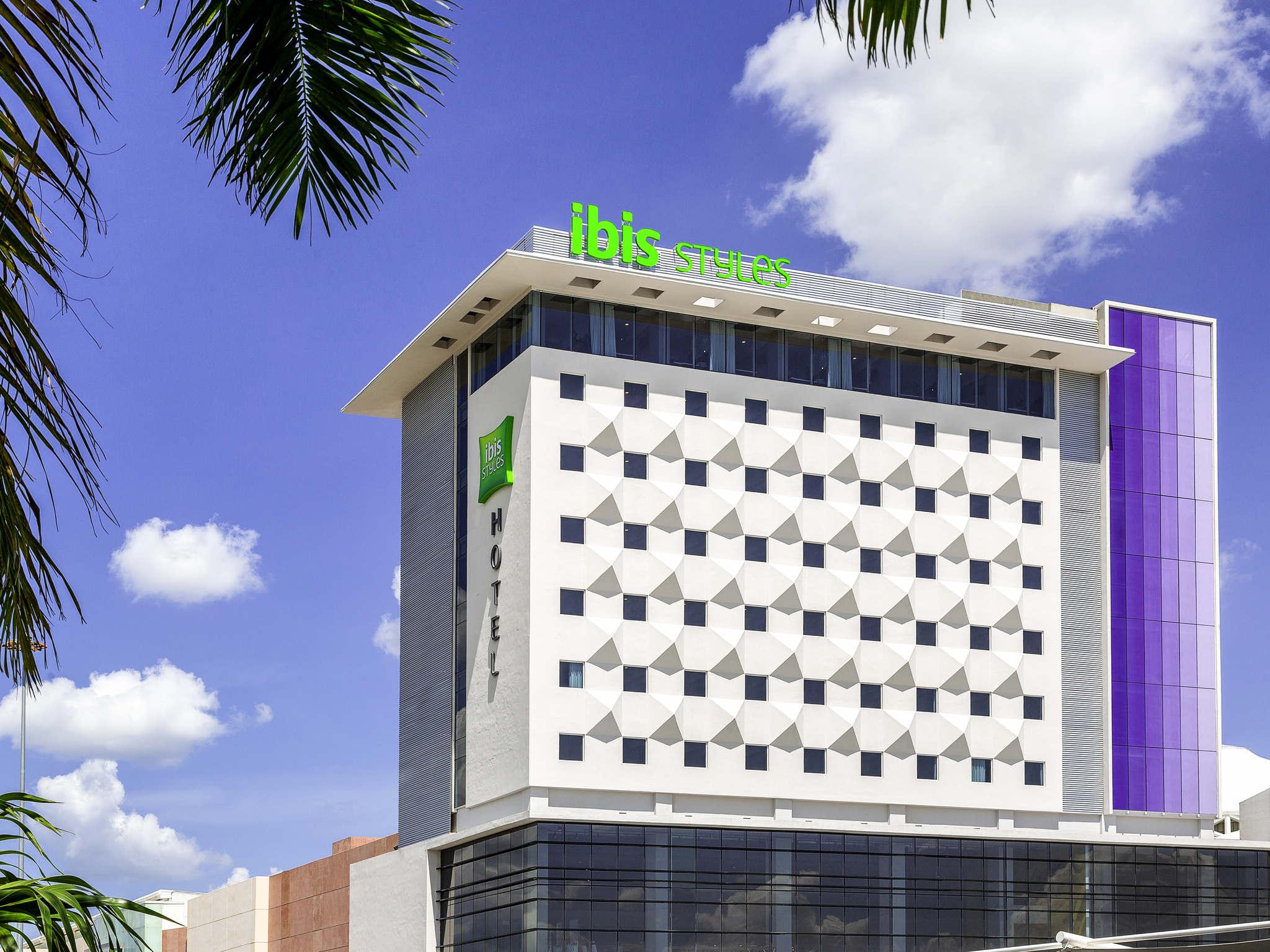 Hotel – ibis Styles Mérida Galerias (inauguração em agosto de 2018)