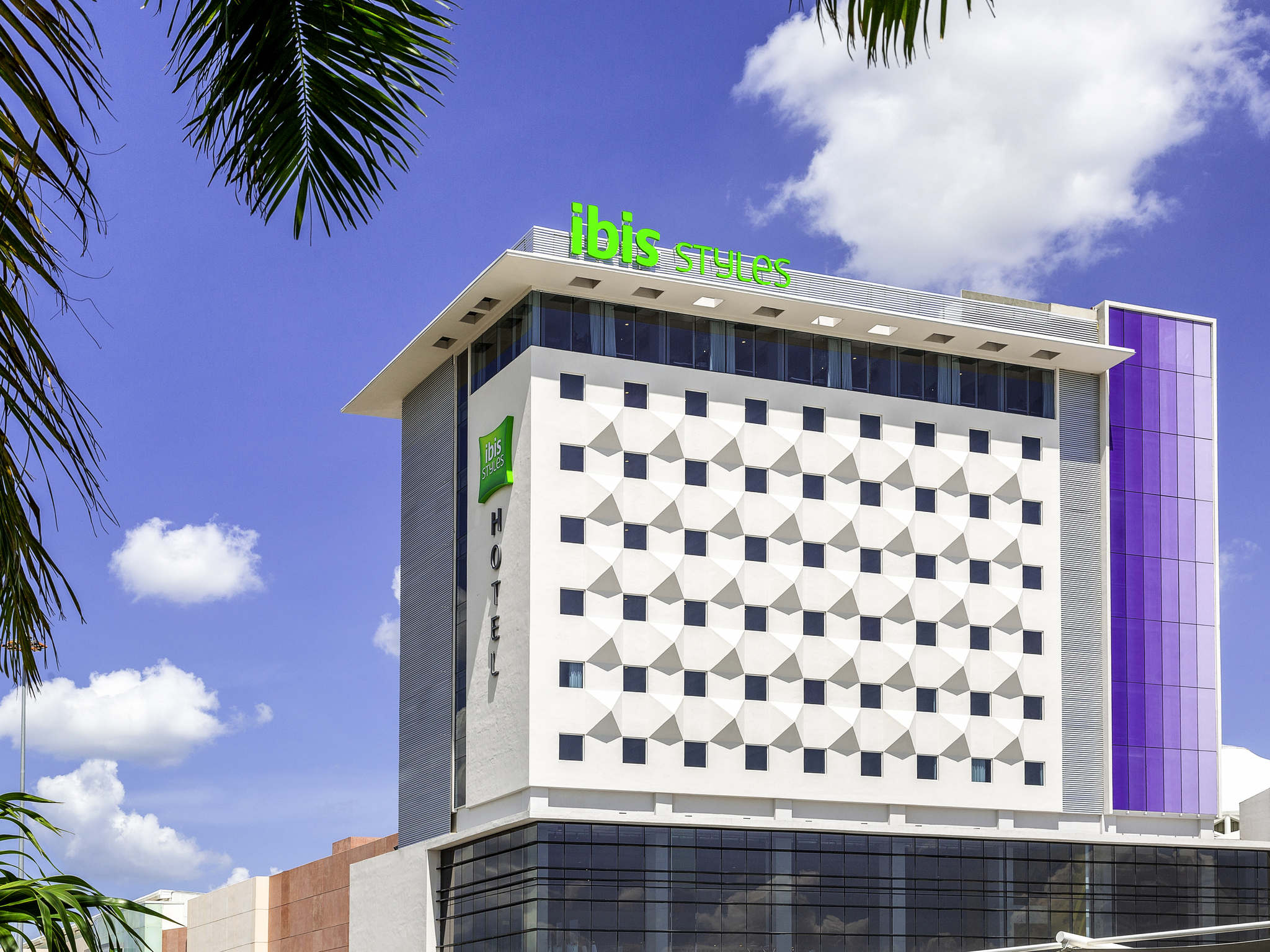 Hotell – ibis Styles Merida Galerias
