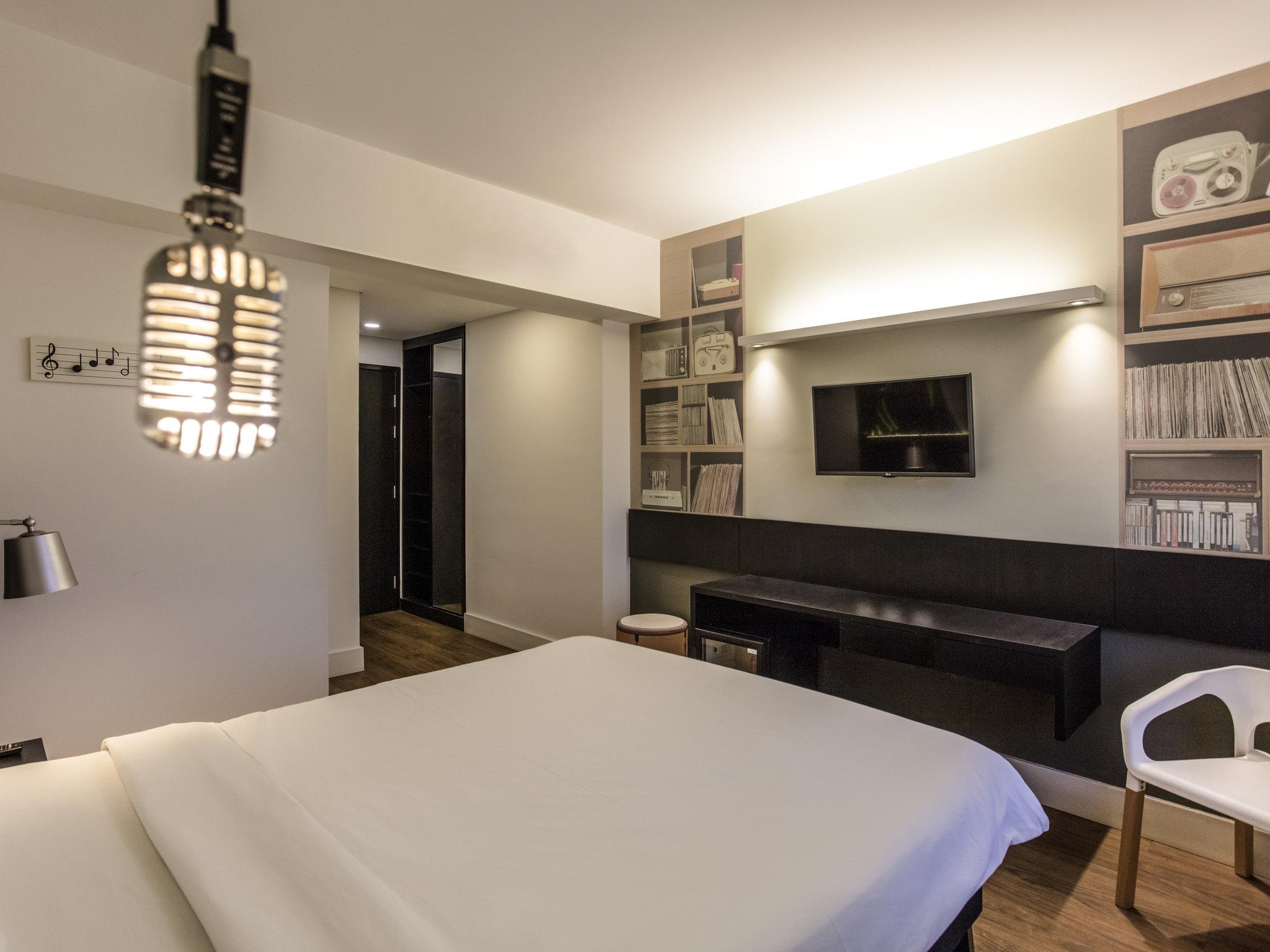 โรงแรม – ibis Styles Taubate
