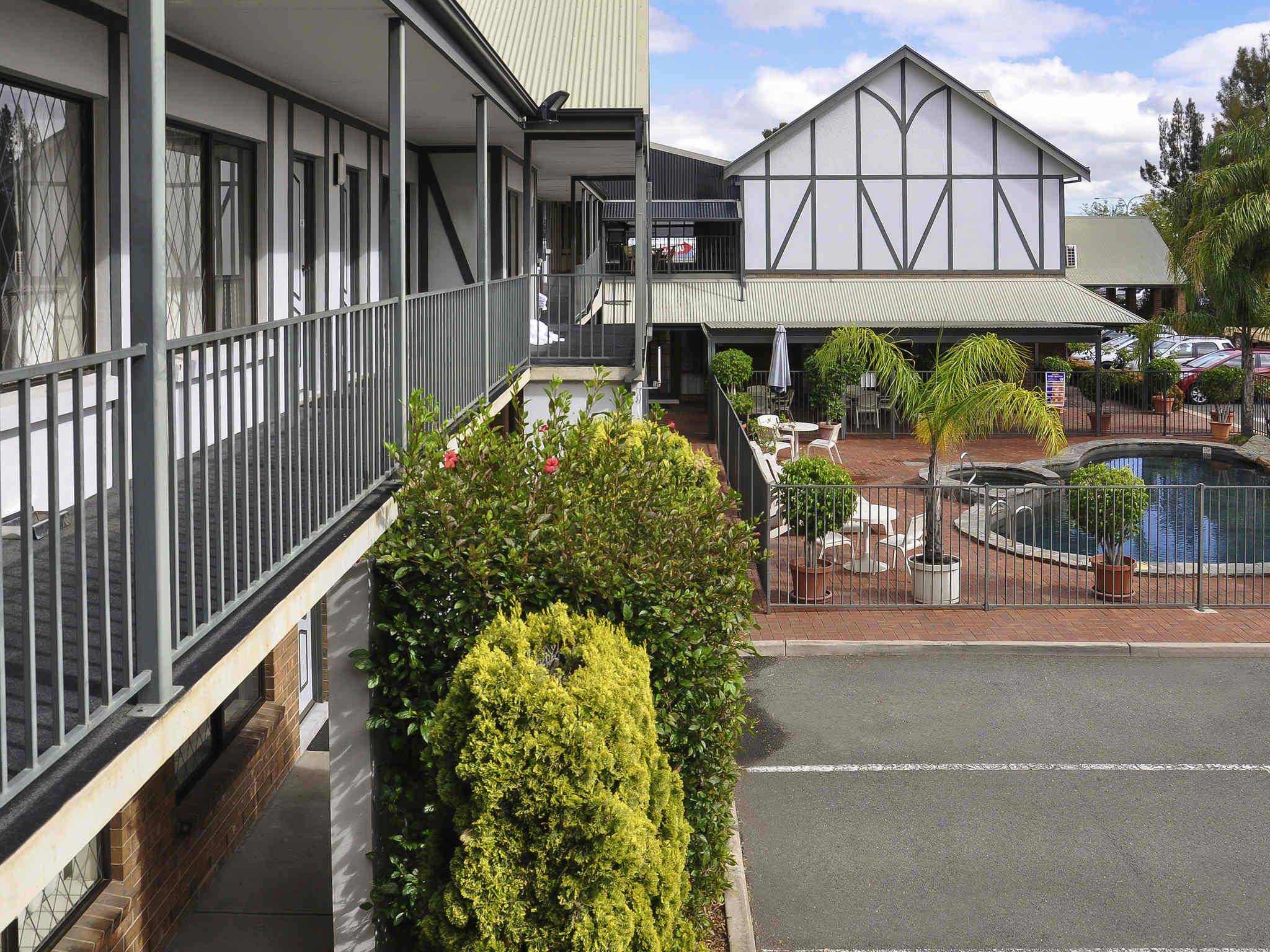 โรงแรม – ibis Styles Adelaide Manor