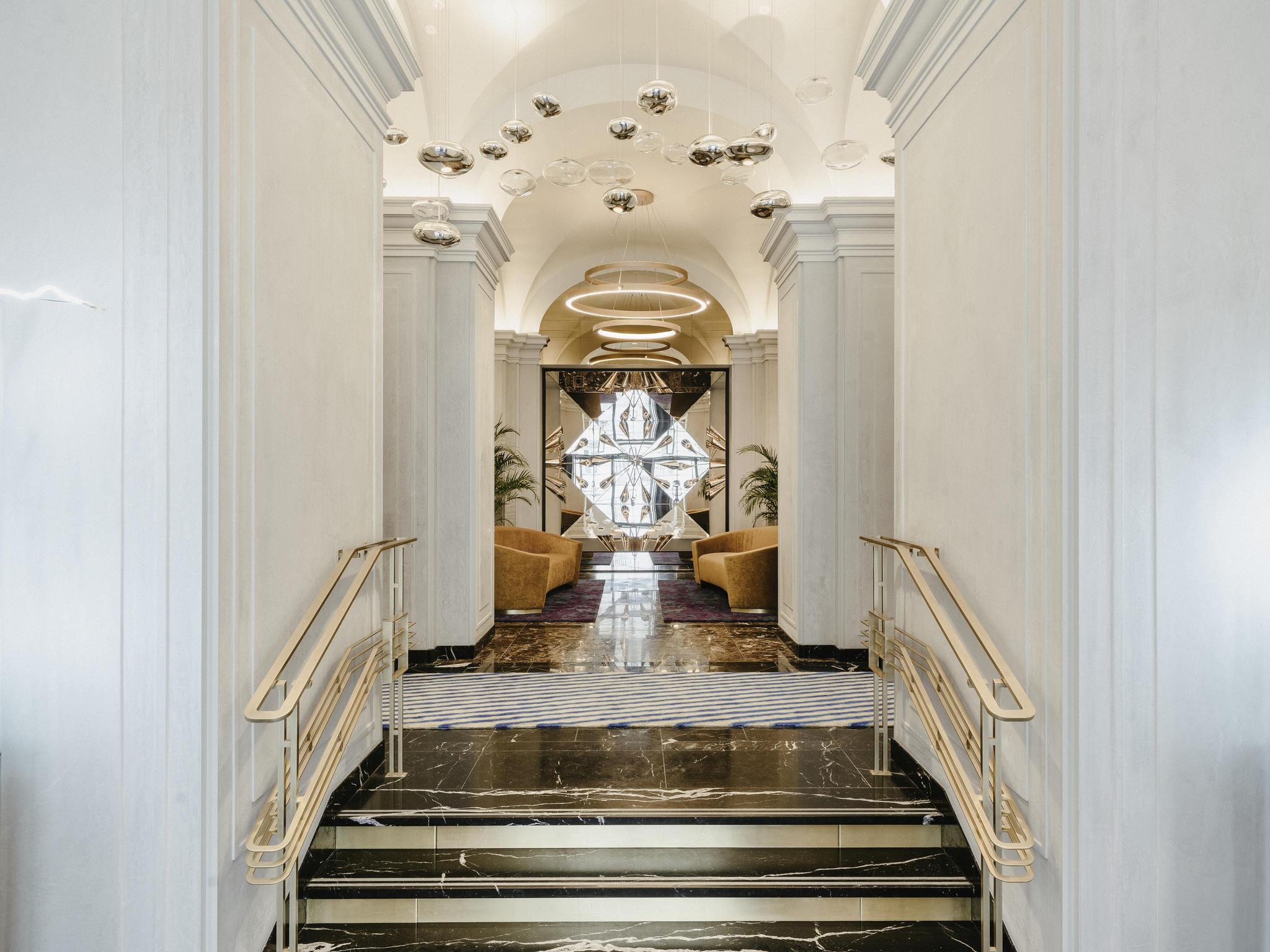 Otel – Raffles Europejski Warsaw
