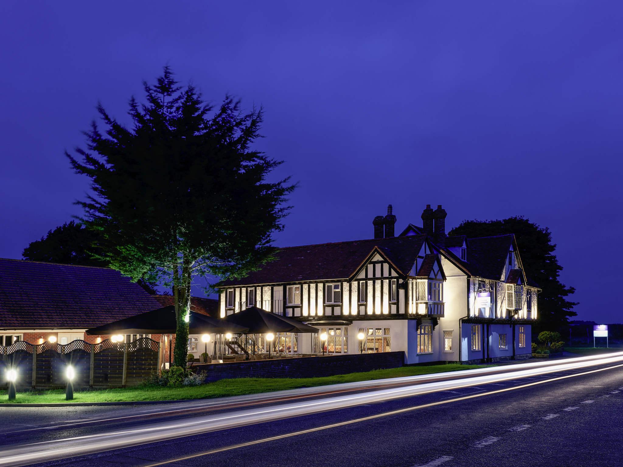 Hotell – Mercure Thame Lambert Hotel