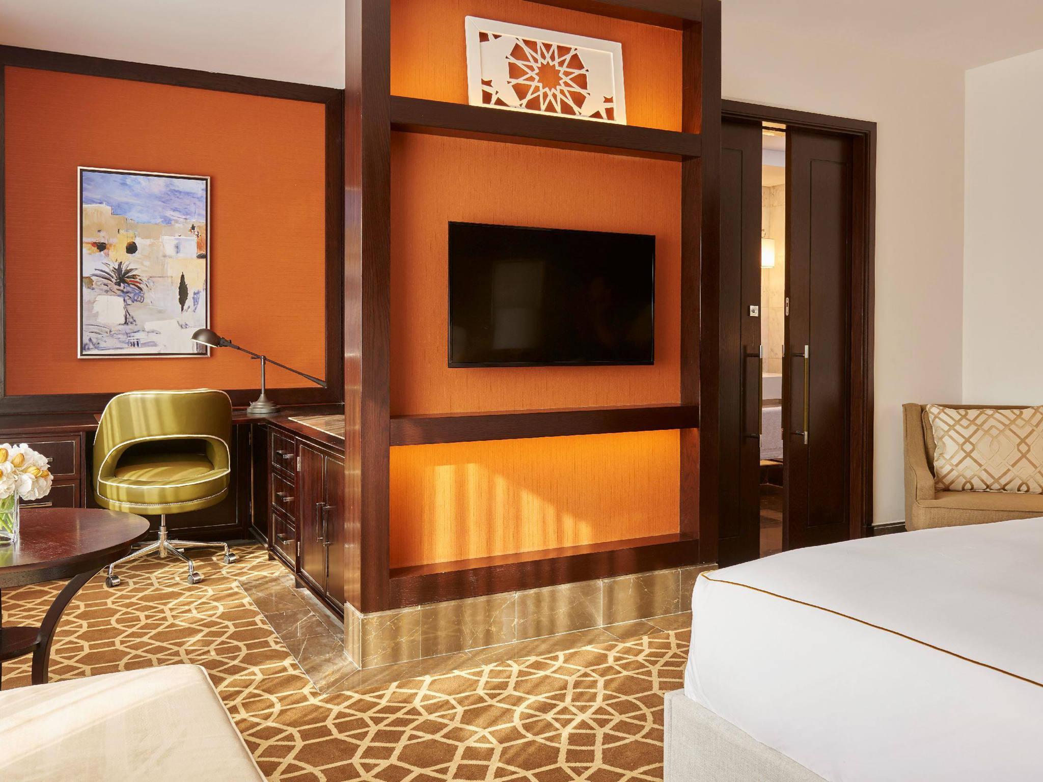 Hotel In Amman Fairmont Amman