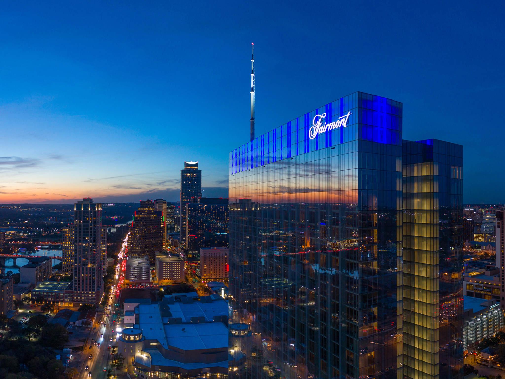 ホテル – Fairmont Austin