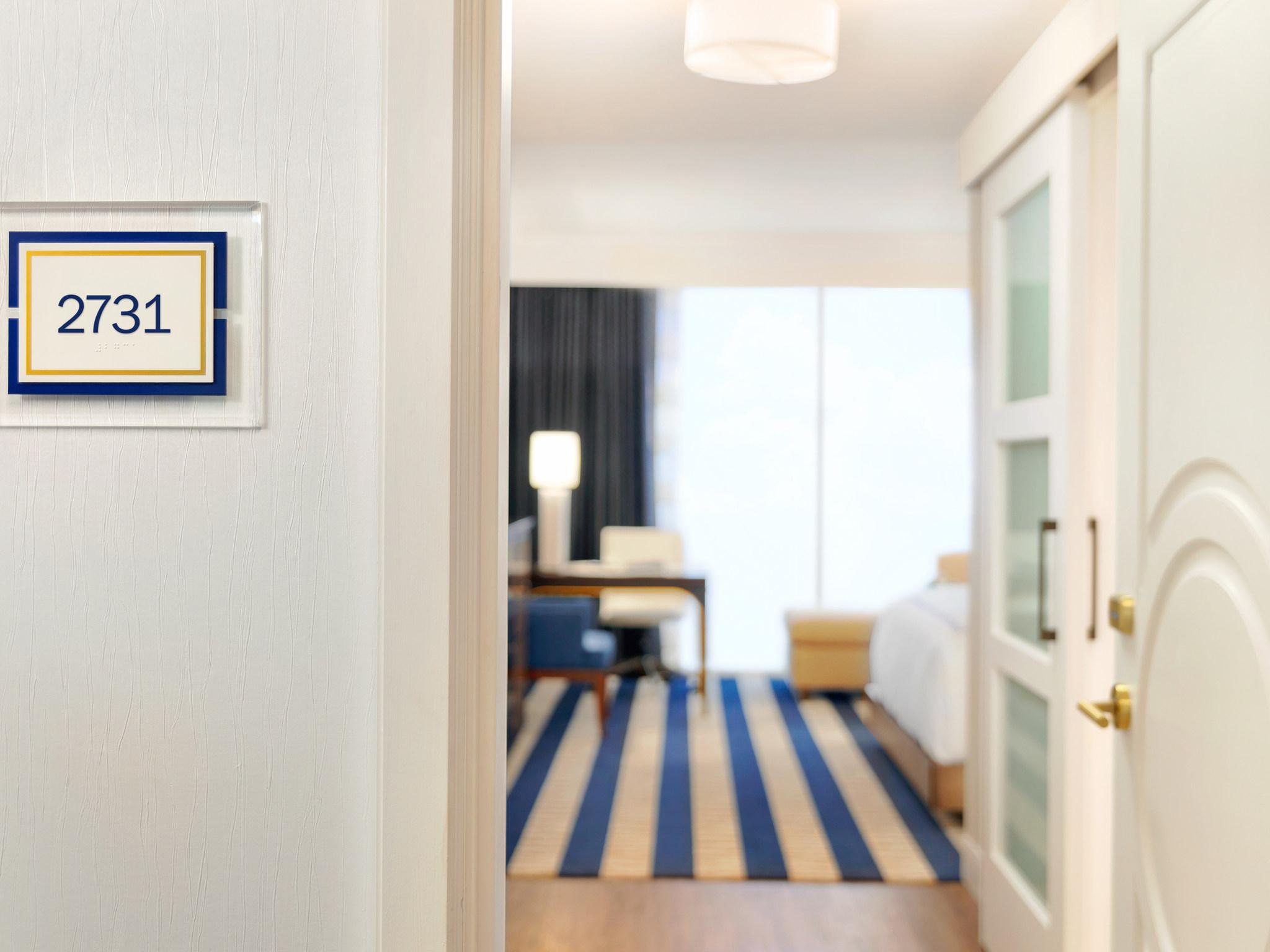 Hotel in AUSTIN - Fairmont Austin