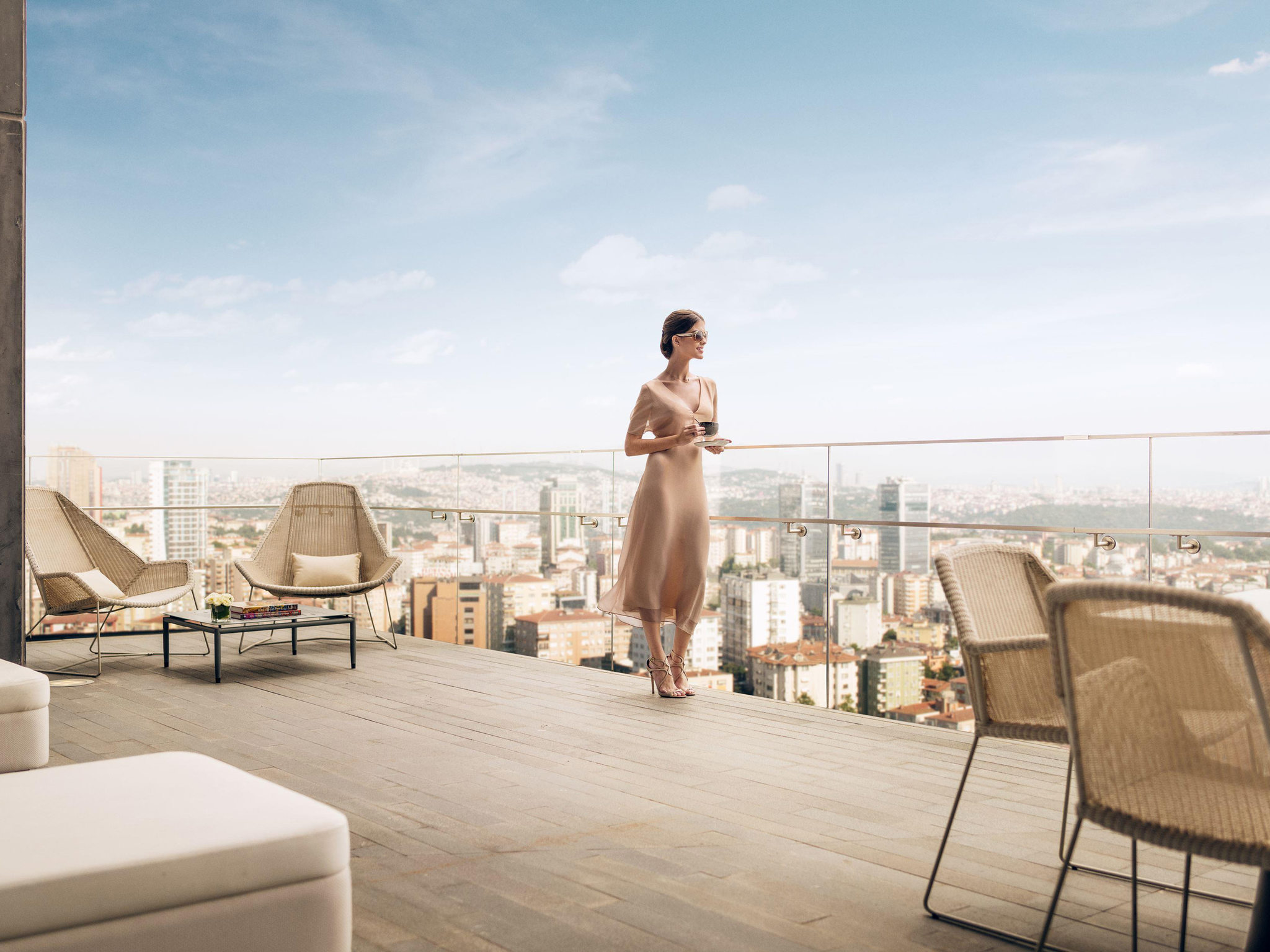 Hotel – Fairmont Quasar Istanbul