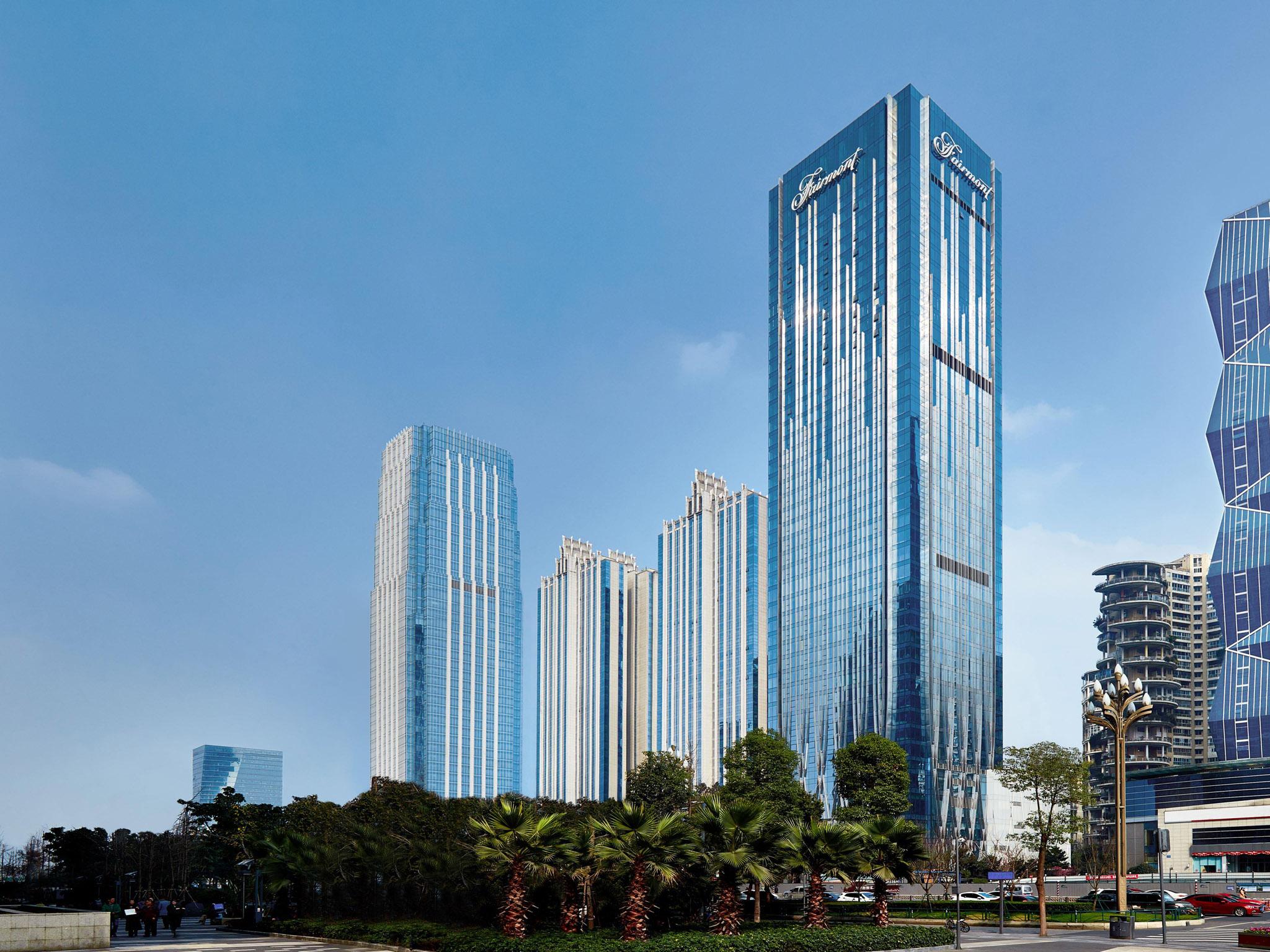 โรงแรม – Fairmont Chengdu