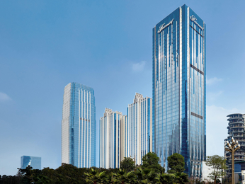 Fairmont Chengdu (Opening February 2017)