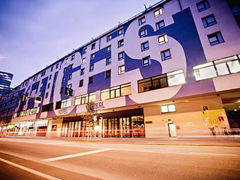 Hotel Zeitgeist Vienna Hauptbahnhof