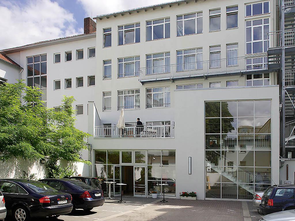 Wundervoll Hotel Loccumer Hof Hannover Foto Von
