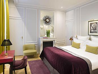 Bourgogne Et Montana Hôtel