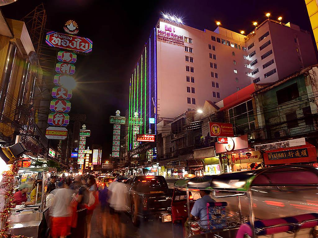 Hotel hotel royal bangkok chinatown