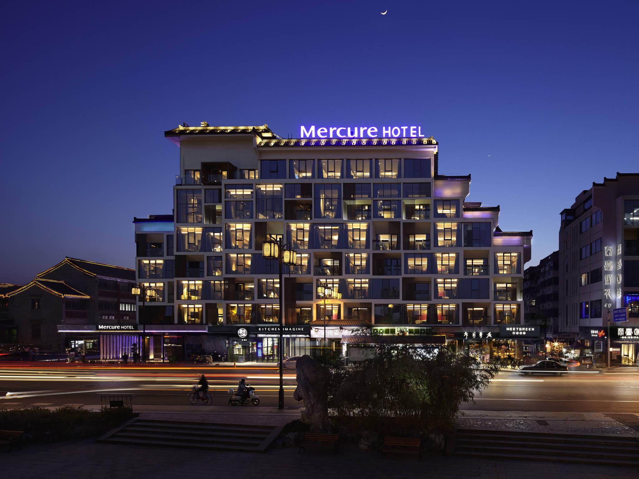 Hotell – Mercure Yangzhou Dongguan Street