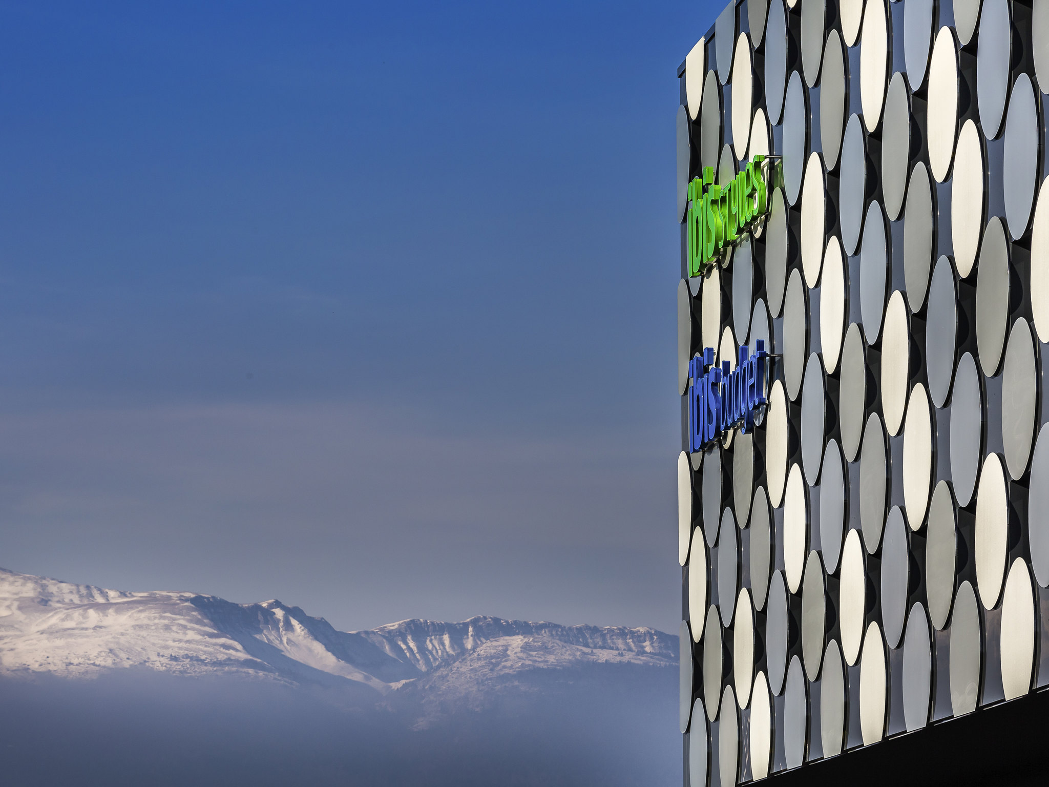 โรงแรม – ibis Styles Genève Palexpo Aéroport